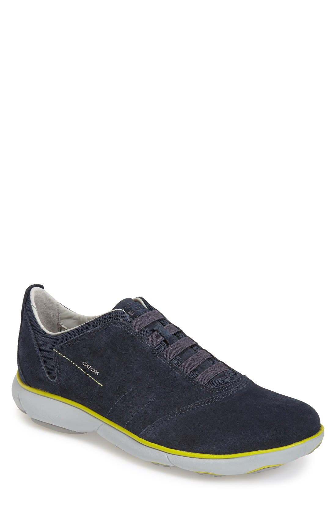 Geox 'Nebula 7' Slip-On Sneaker (Men)