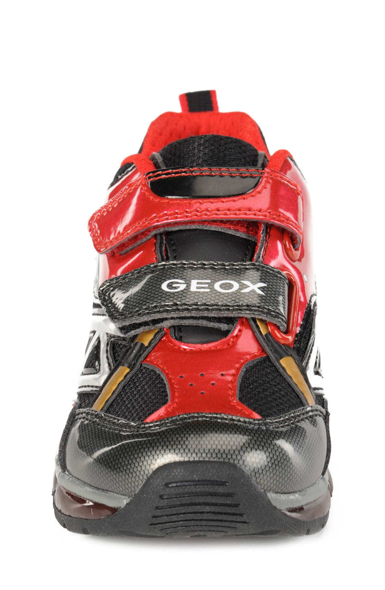 Alternate Image 4  - Geox Android Light-Up Sneaker (Toddler, Little Kid & Big Kid)