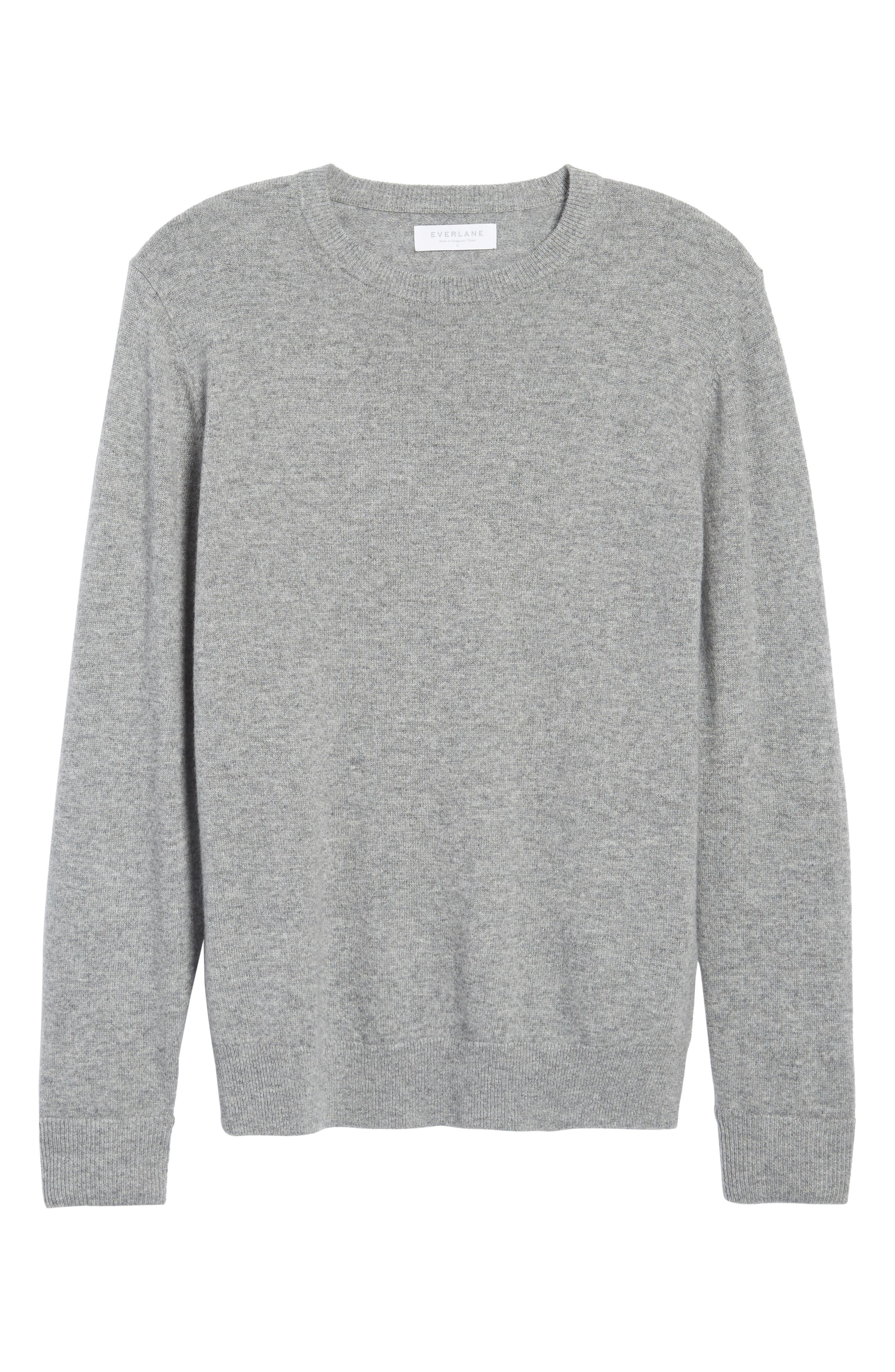 Alternate Image 5  - Everlane The Cashmere Crew Sweater