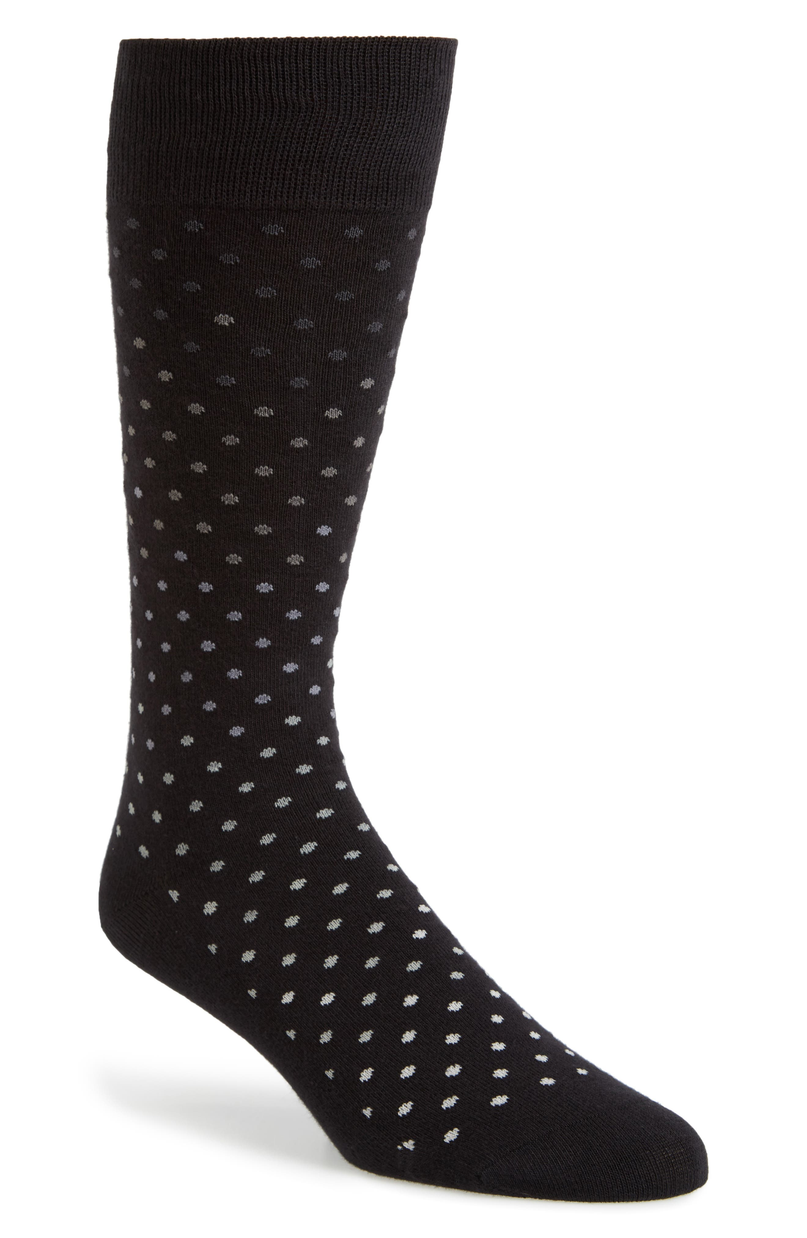 Alternate Image 1 Selected - Calibrate Dot Socks (3 for $30)