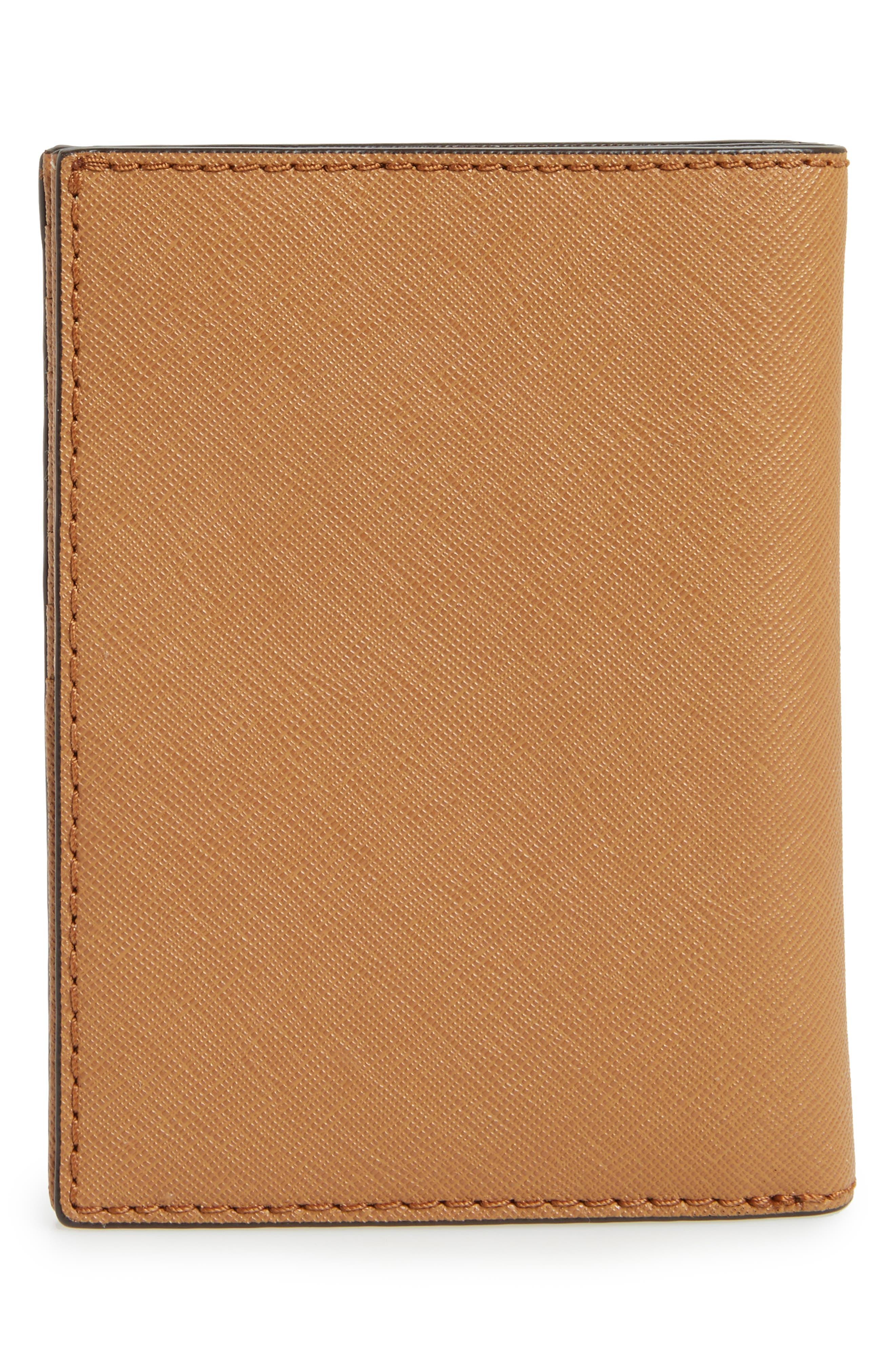 Alternate Image 3  - MICHAEL Michael Kors 'Jet Set' Leather Passport Wallet