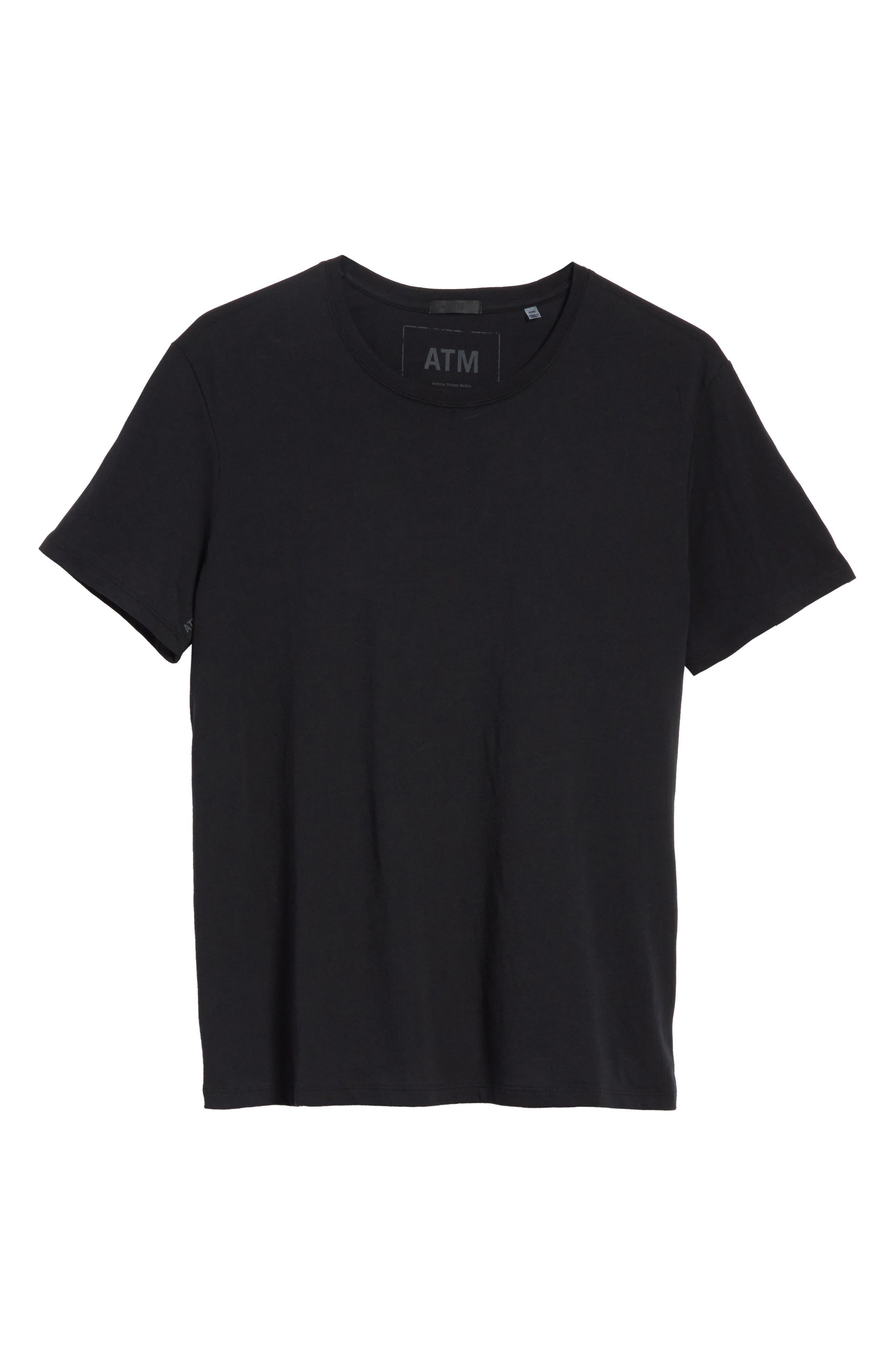Alternate Image 6  - ATM Anthony Thomas Melillo Cotton Jersey T-Shirt
