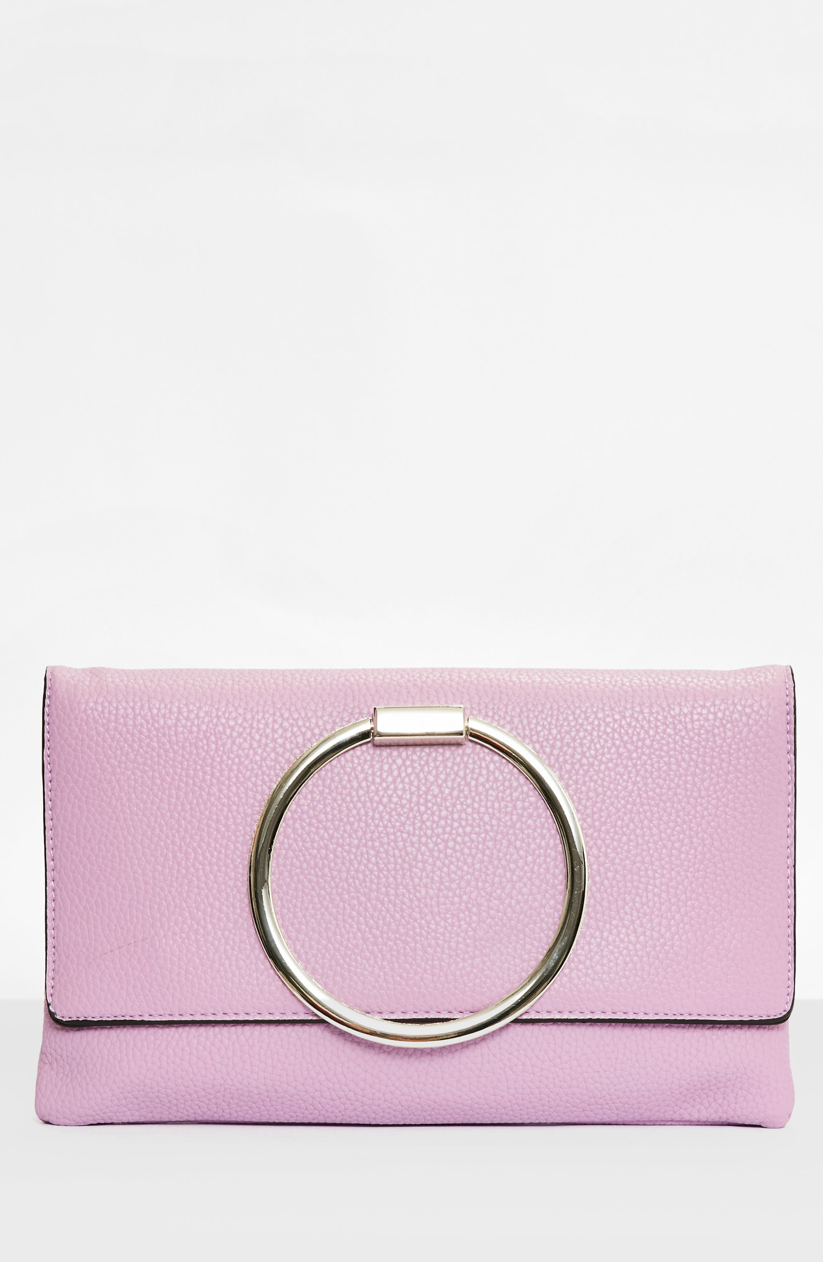 Alternate Image 2  - Missguided Circle Handle Clutch