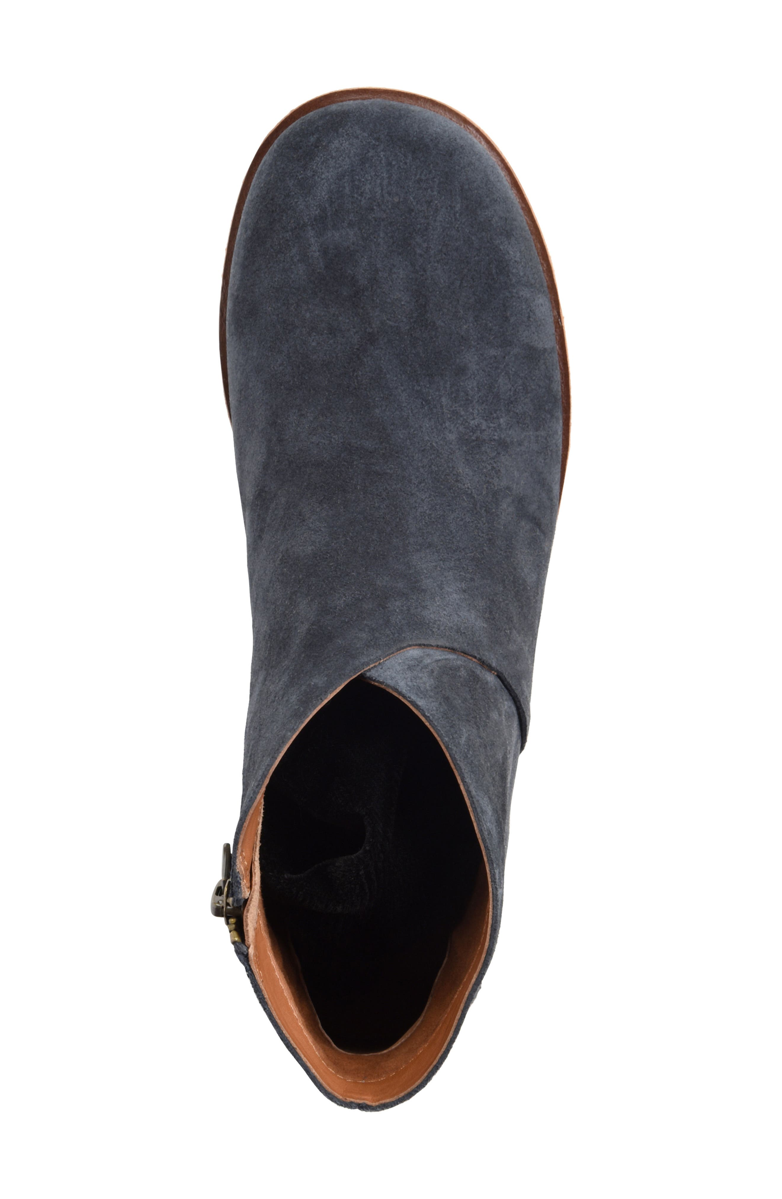 Balsa Boot,                             Alternate thumbnail 5, color,                             Navy Suede