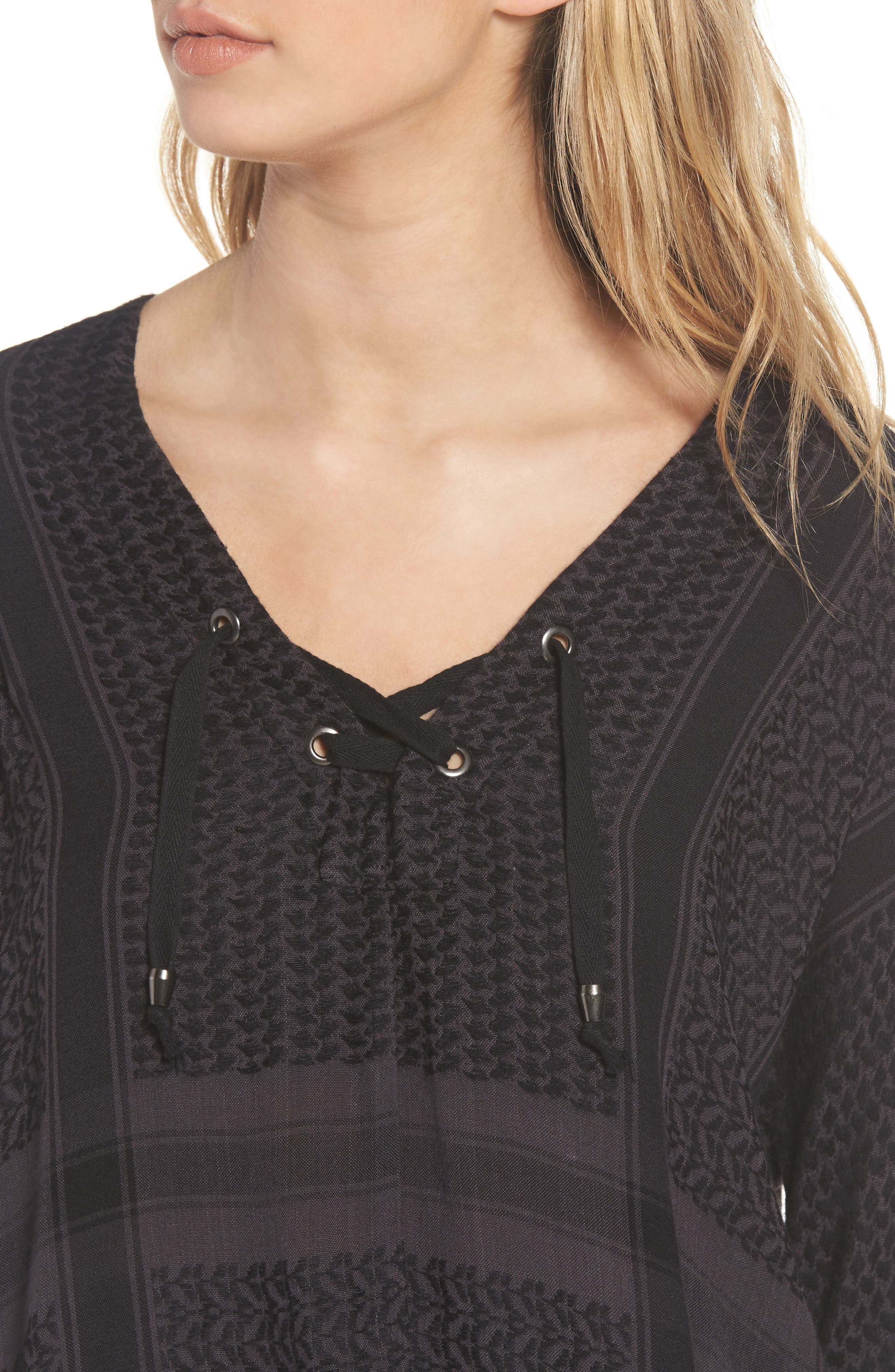 Alternate Image 4  - Rails Lily Pullover Blouse