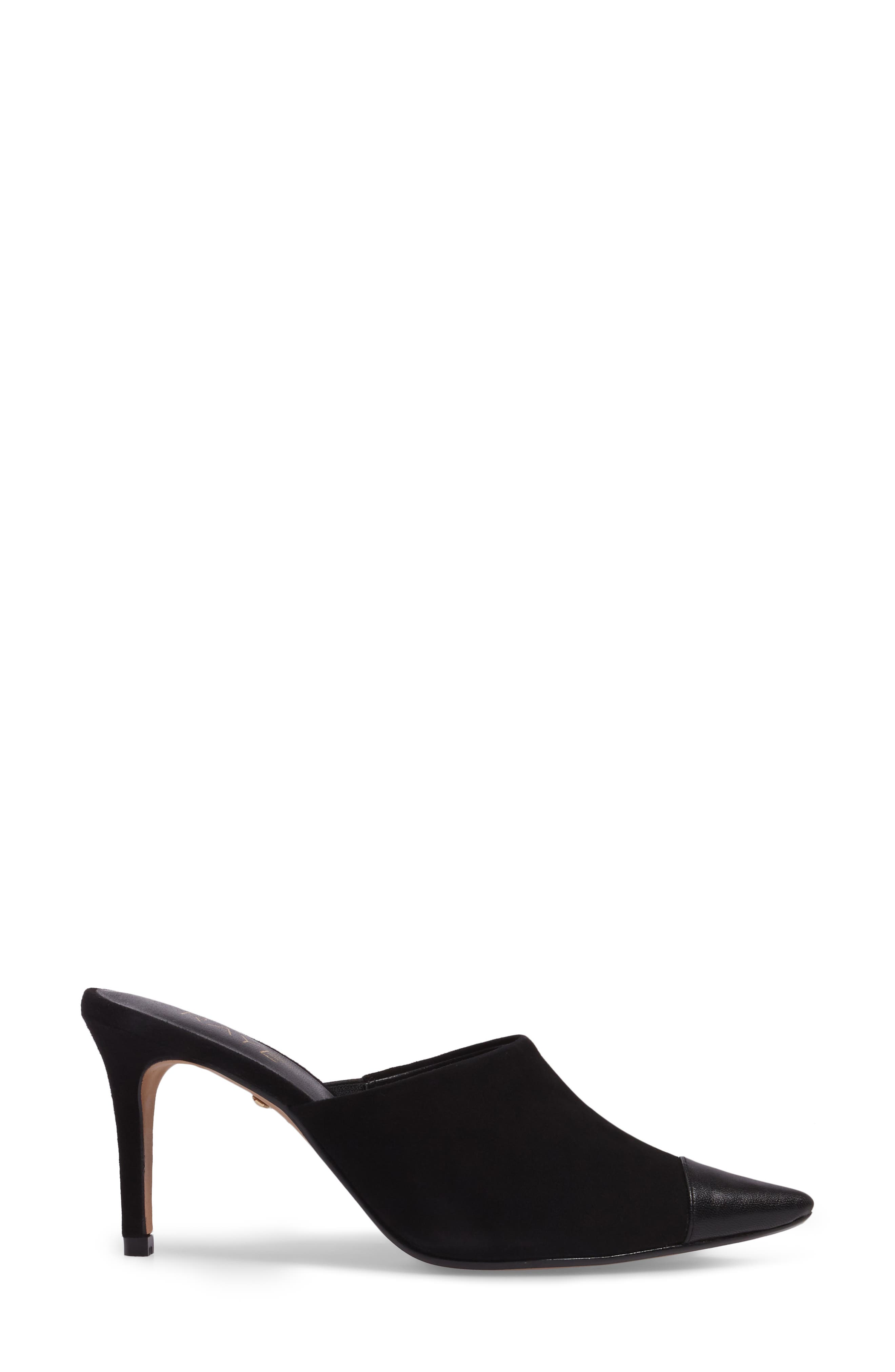 Alternate Image 3  - RAYE Phoebe Cap Toe Mule (Women)