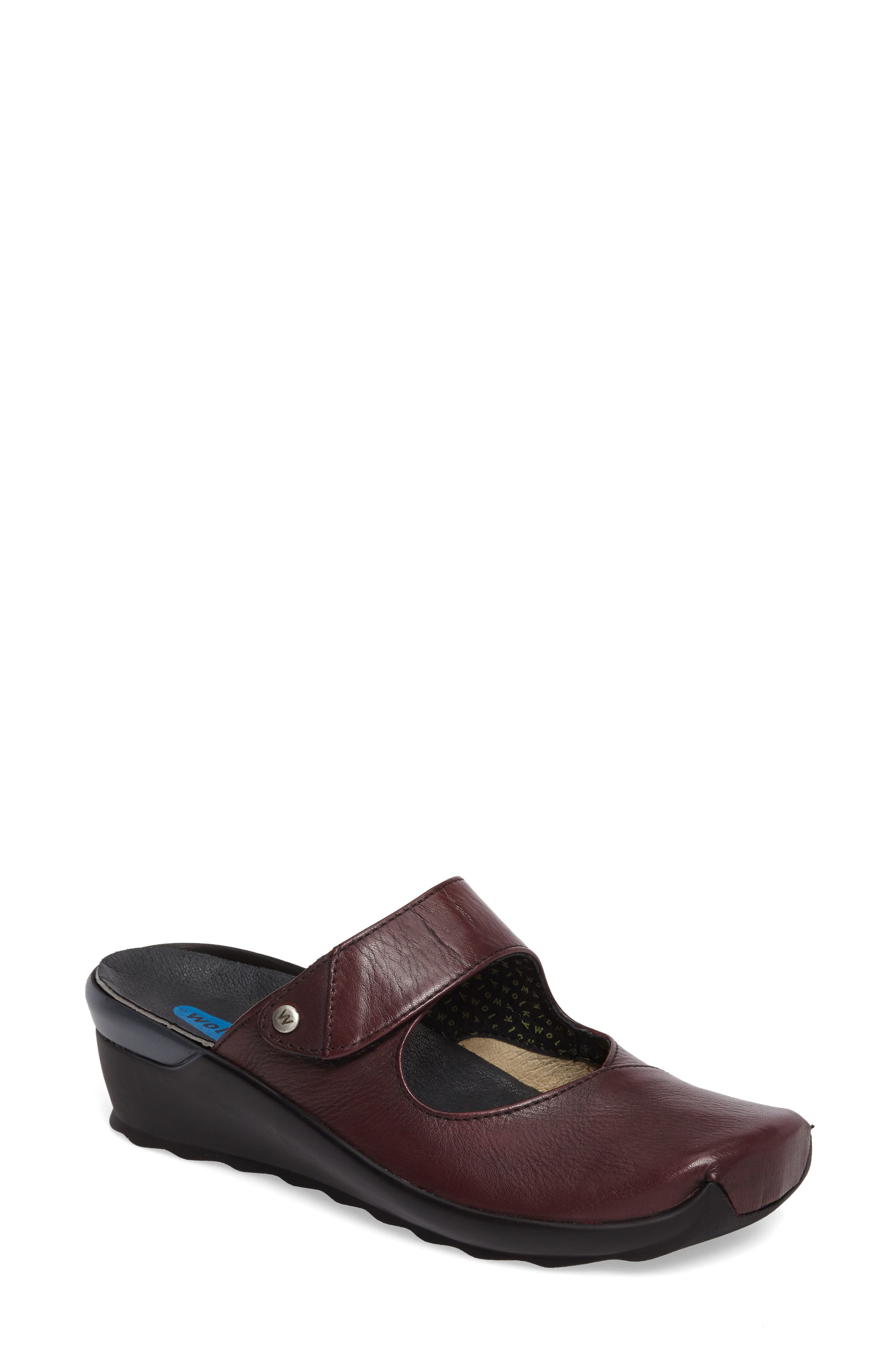 Wolky 'Up' Mary Jane Clog (Women)