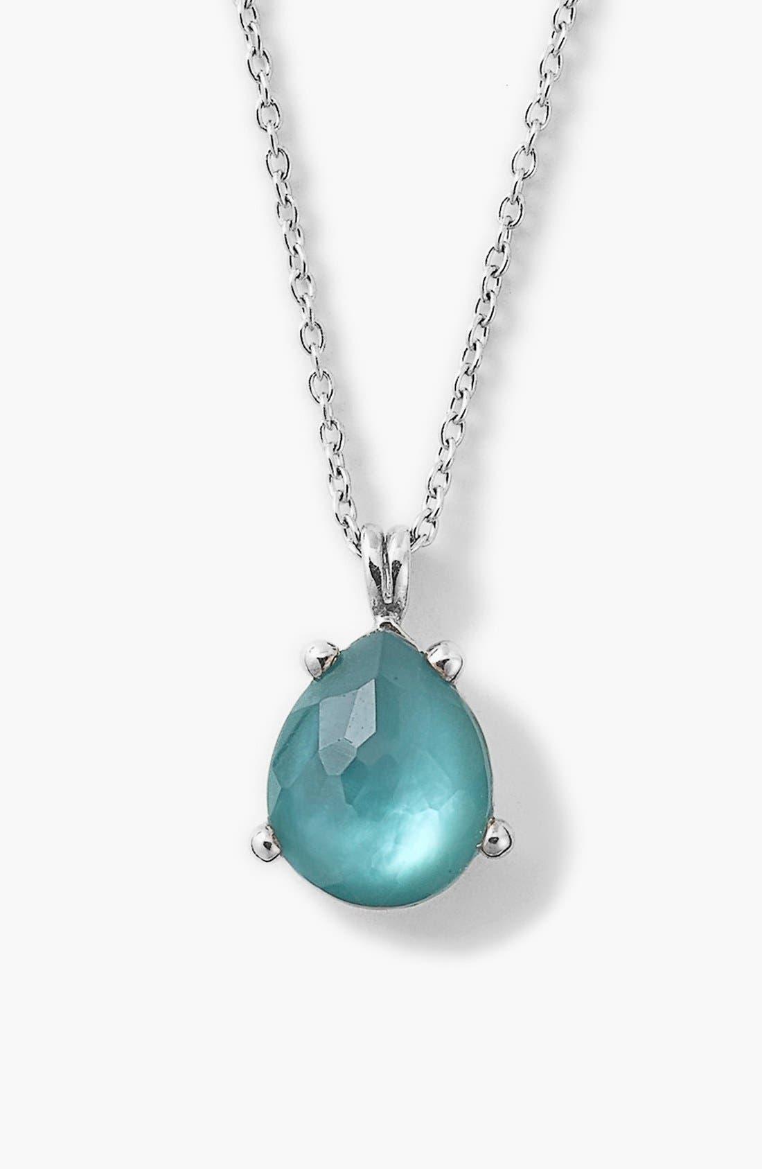 Main Image - Ippolita 'Rock Candy' Teardrop Pendant Necklace