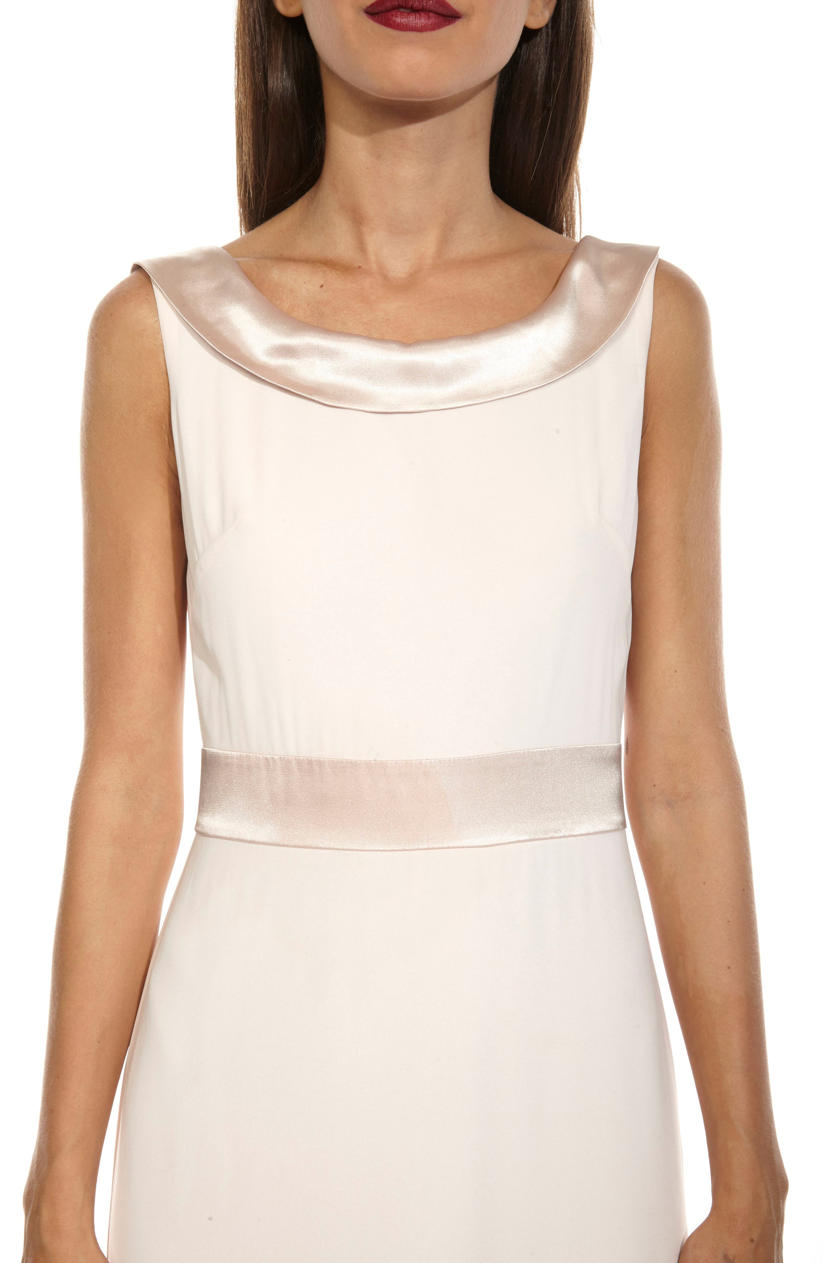 Alternate Image 4  - TFNC Daralls V-Back Maxi Dress