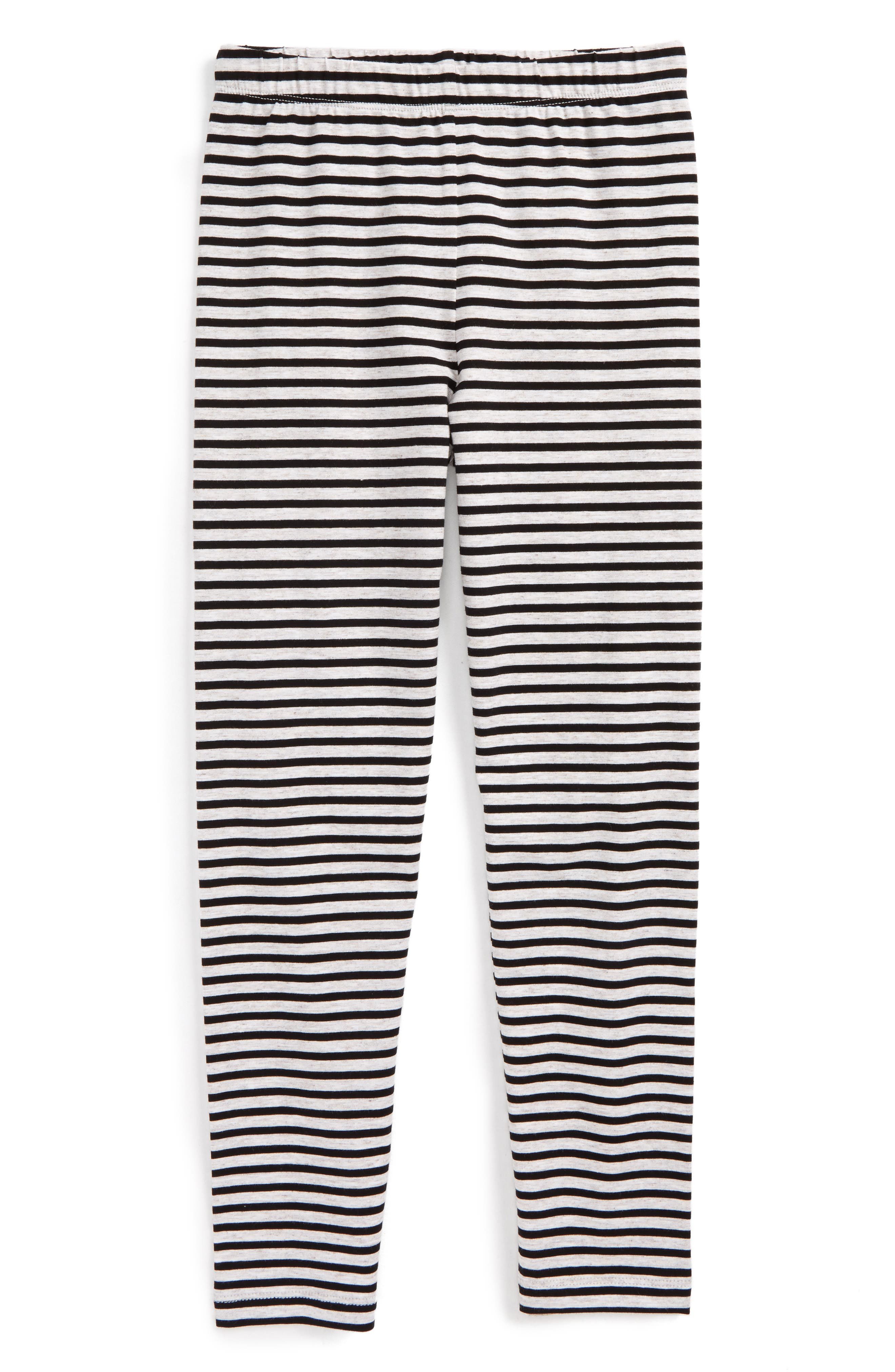Truly Me Stripe Leggings (Toddler Girls & Little Girls)