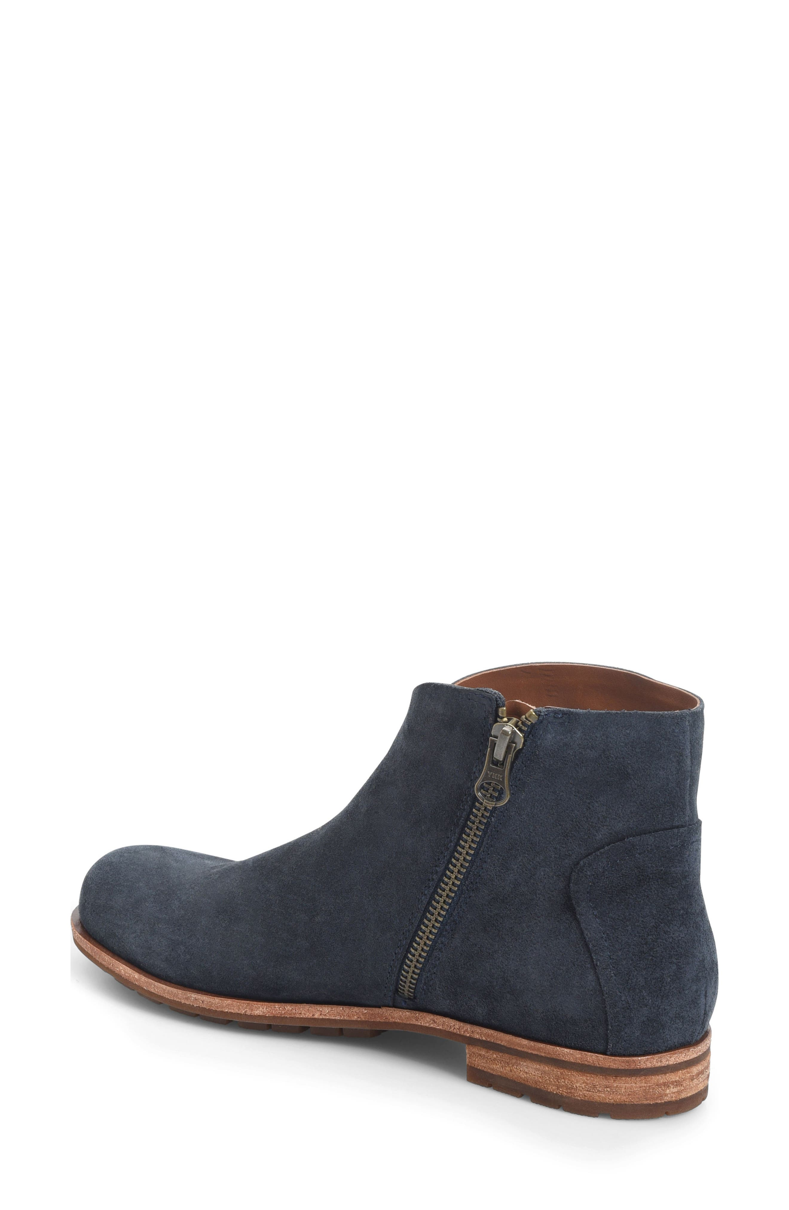 Balsa Boot,                             Alternate thumbnail 2, color,                             Navy Suede