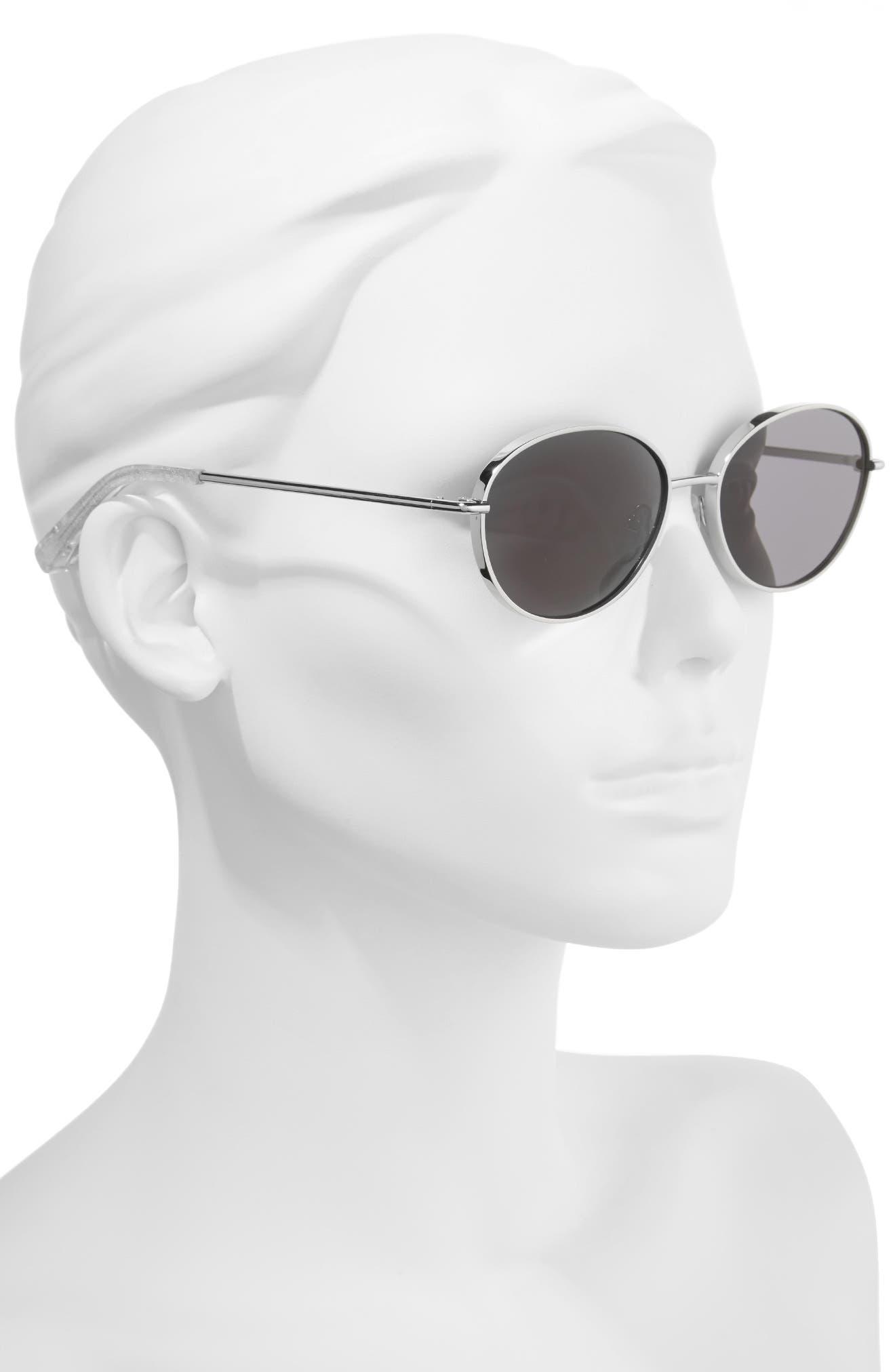 Alternate Image 2  - Elizabeth and James Fenn 57mm Oval Sunglasses
