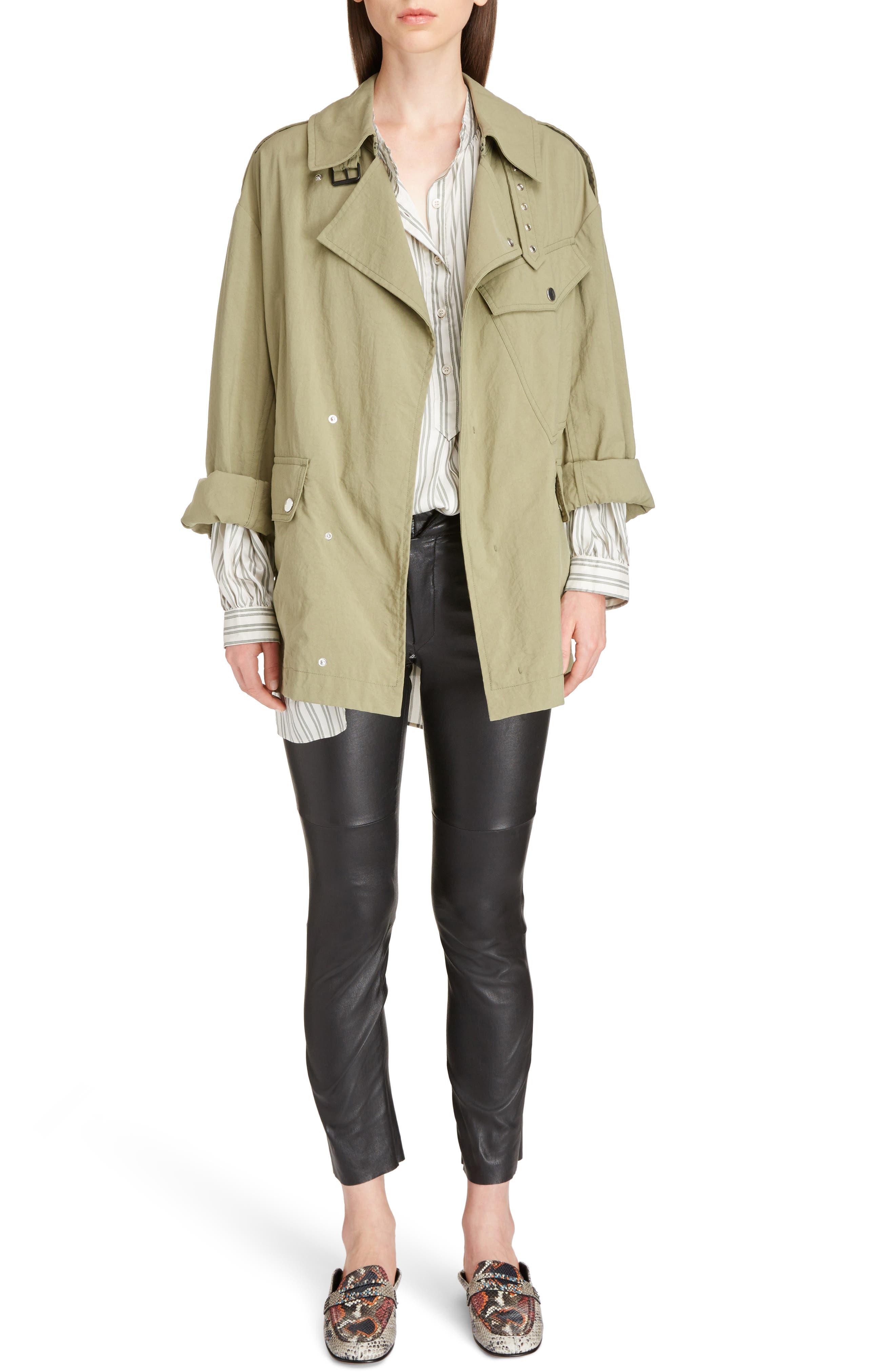 Alternate Image 6  - Isabel Marant Lorenzo Field Jacket