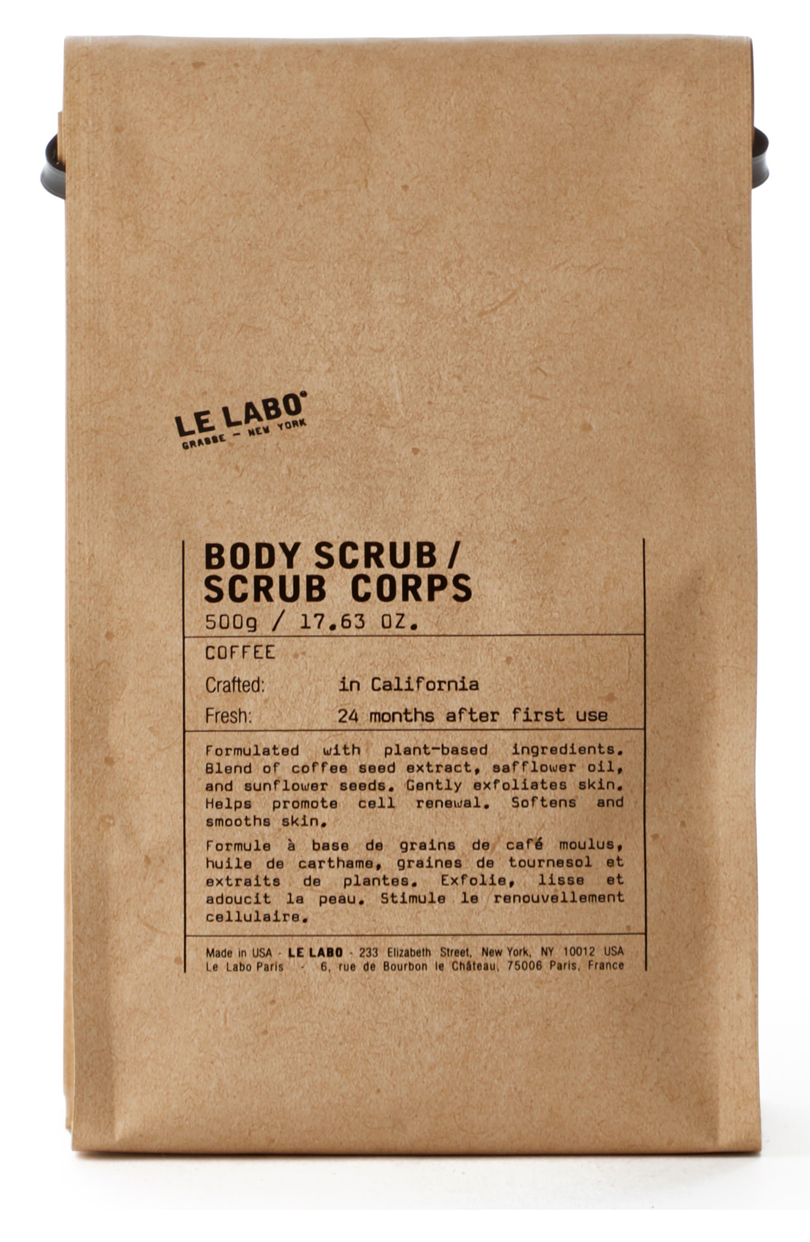 Body Scrub,                         Main,                         color, No Color