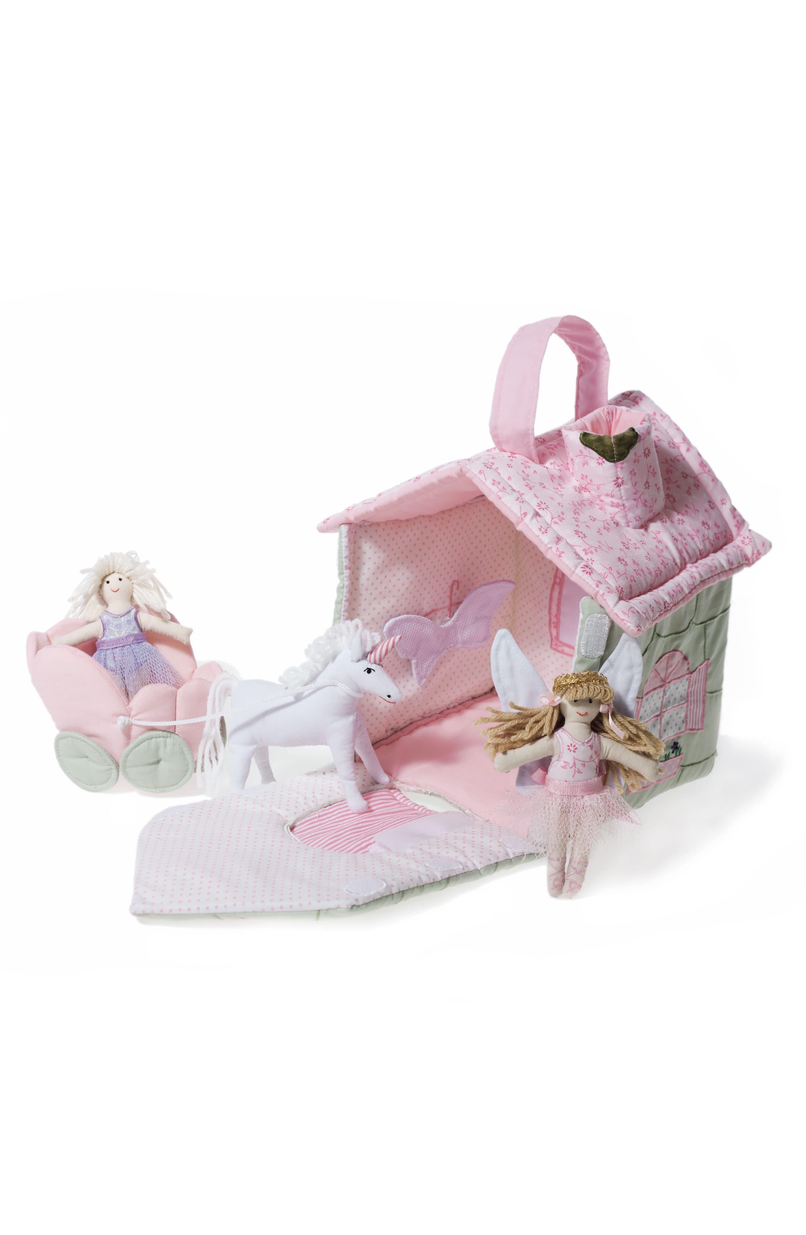 Fairy Cottage,                             Alternate thumbnail 2, color,                             Pink