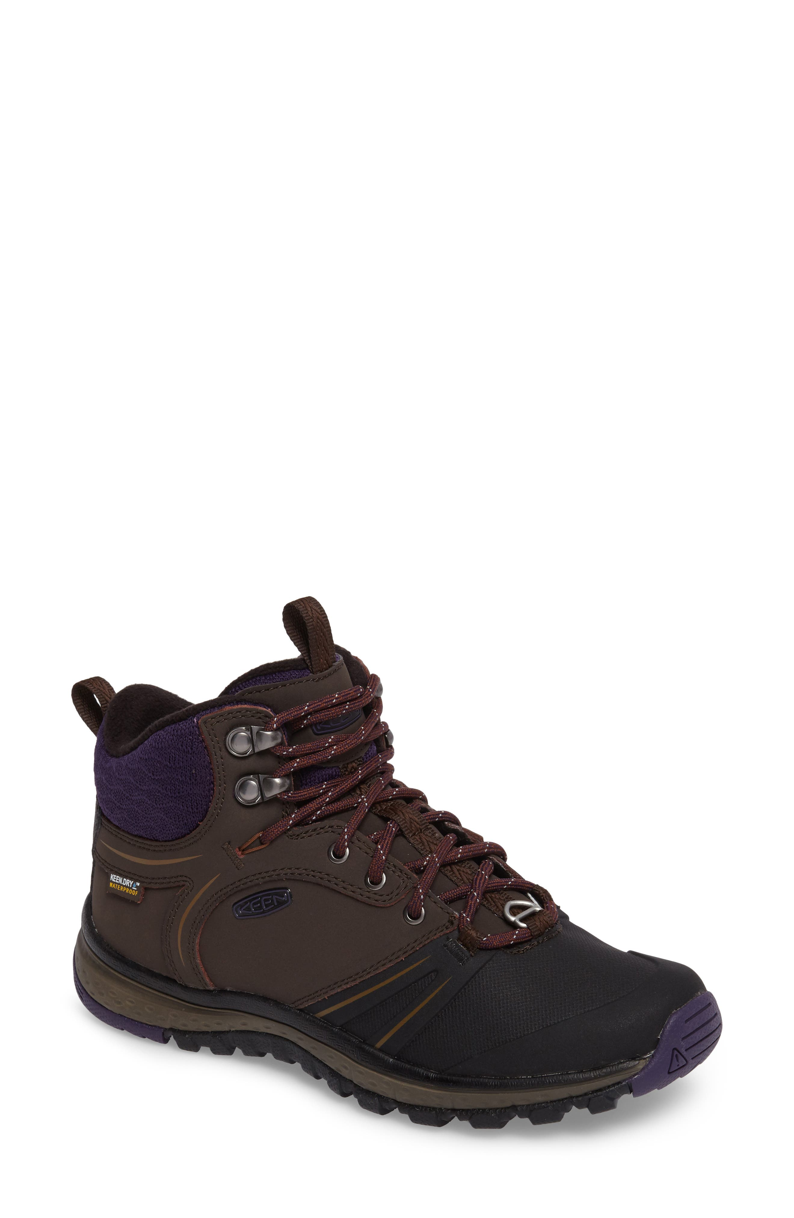 Keen Terradora Wintershell Waterproof Hiking Boot (Women)