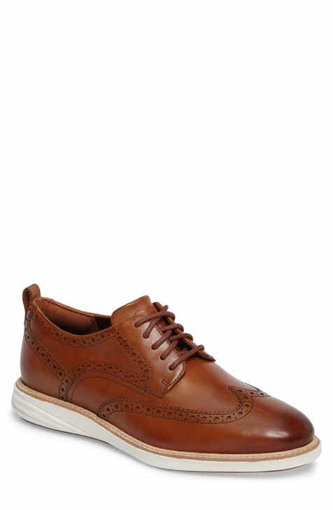 92450fbfa94a18 Cole Haan Grand Evolution Wingtip (Men)