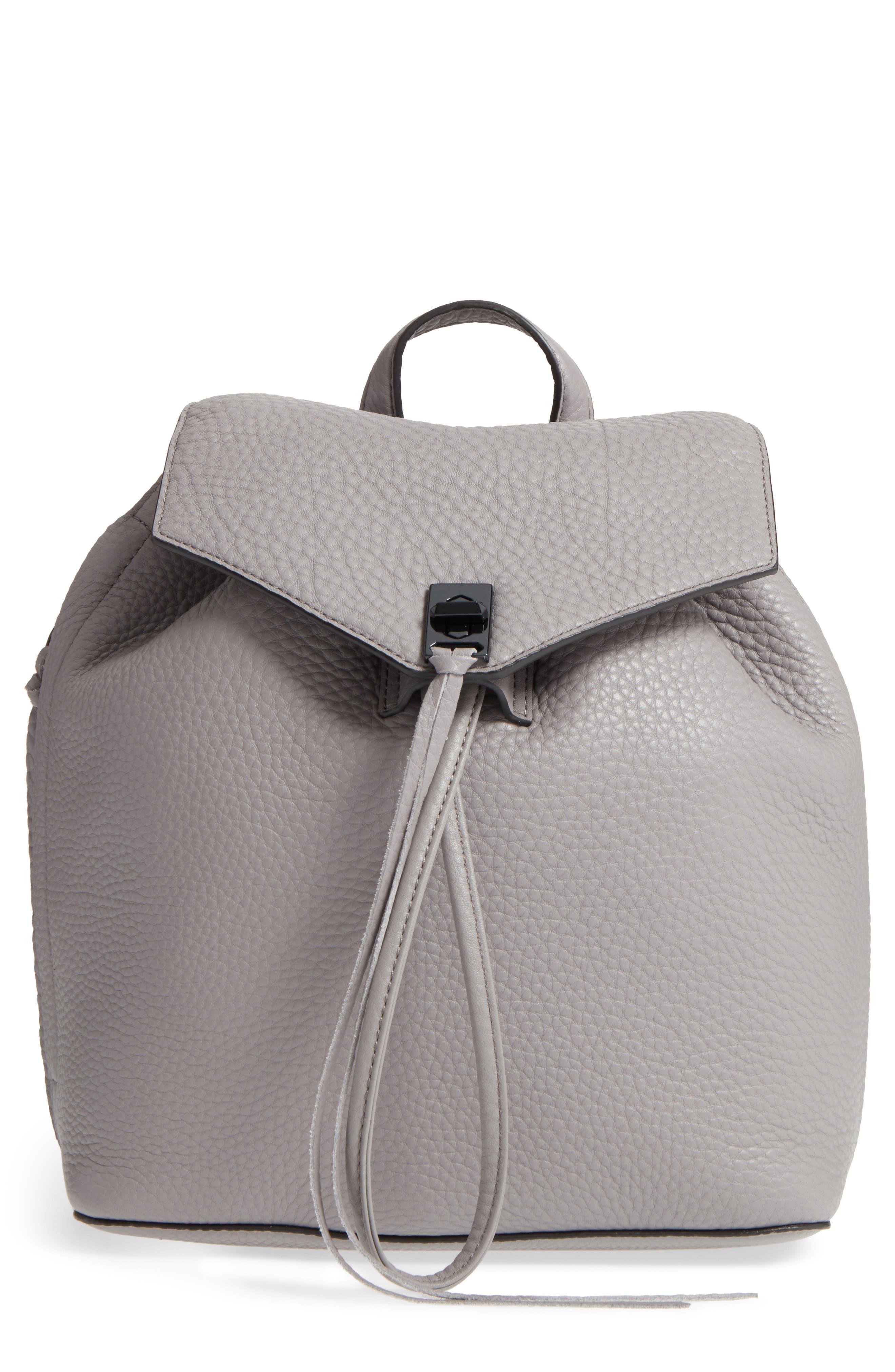 Alternate Image 1 Selected - Rebecca Minkoff Medium Darren Leather Backpack