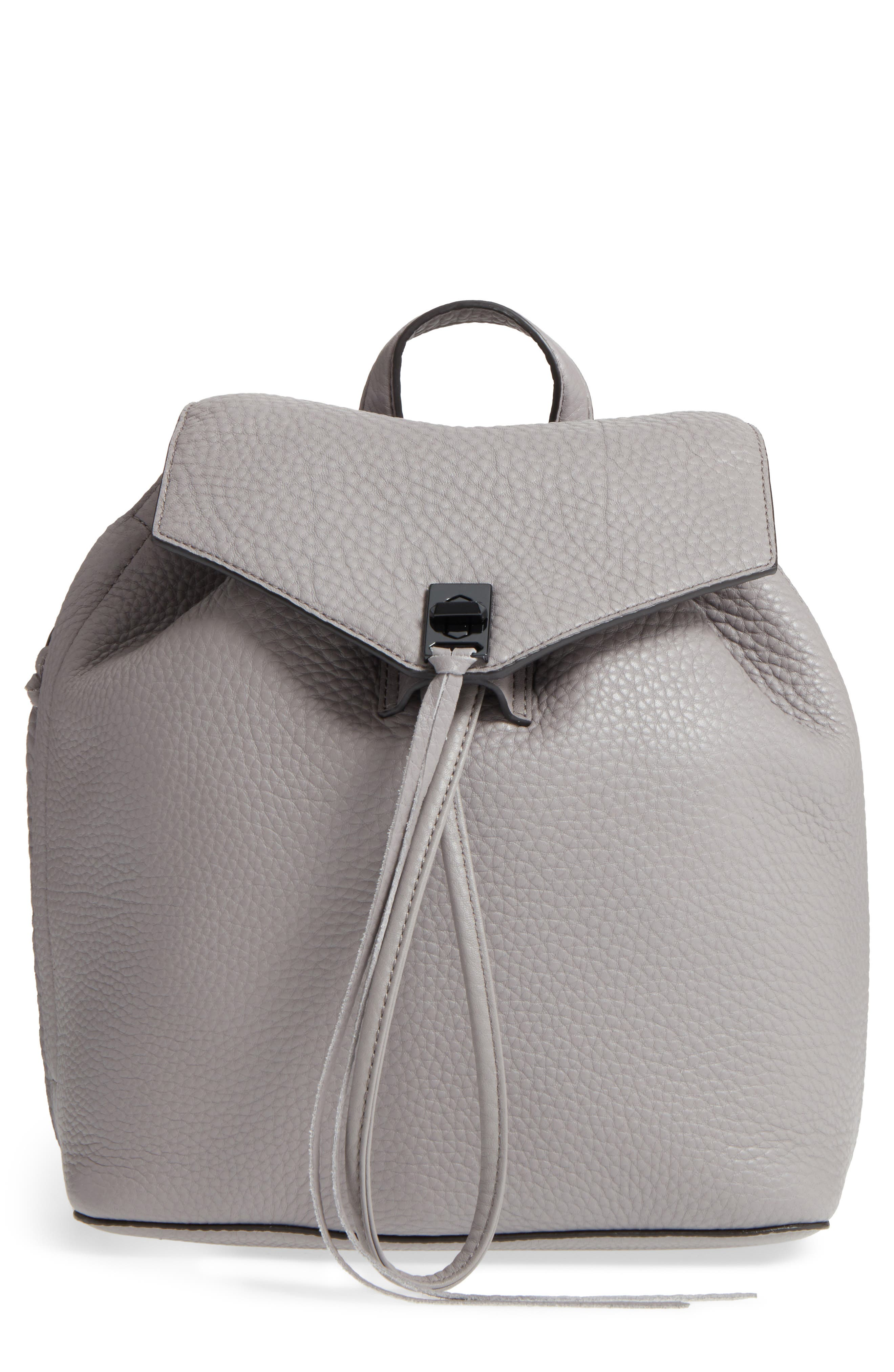 Main Image - Rebecca Minkoff Medium Darren Leather Backpack
