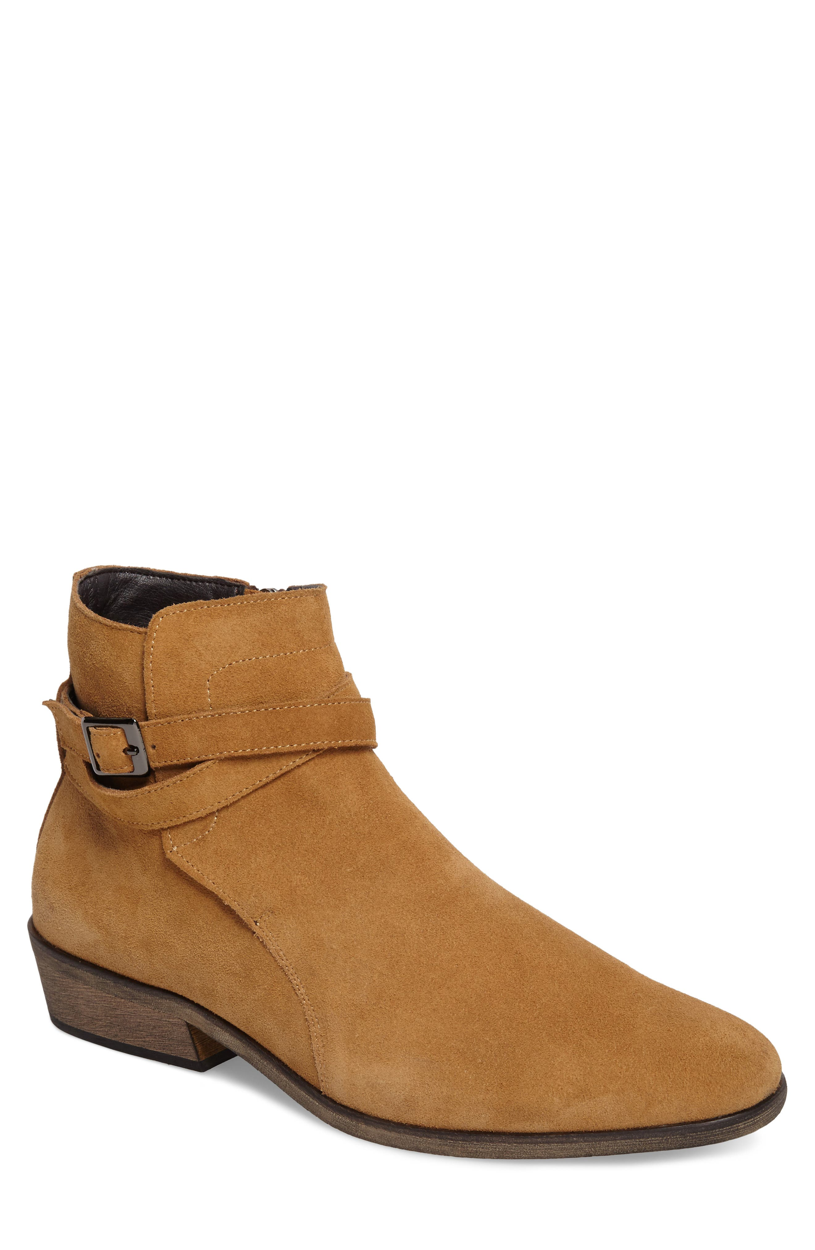 Alternate Image 1 Selected - The Rail Seneca Zip Boot (Men)