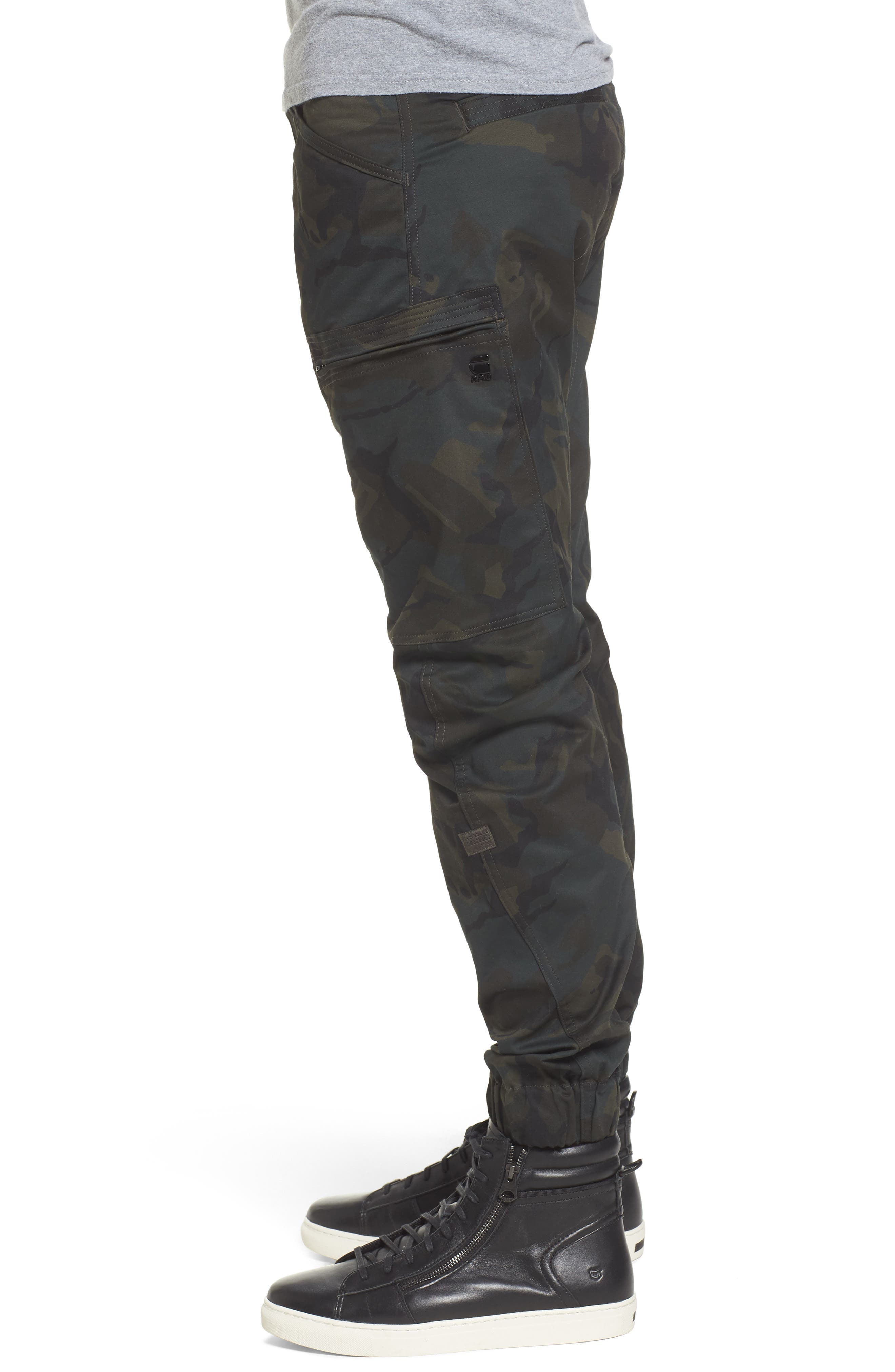 Alternate Image 3  - G-Star Raw Powel 3D Tapered Jogger Pants