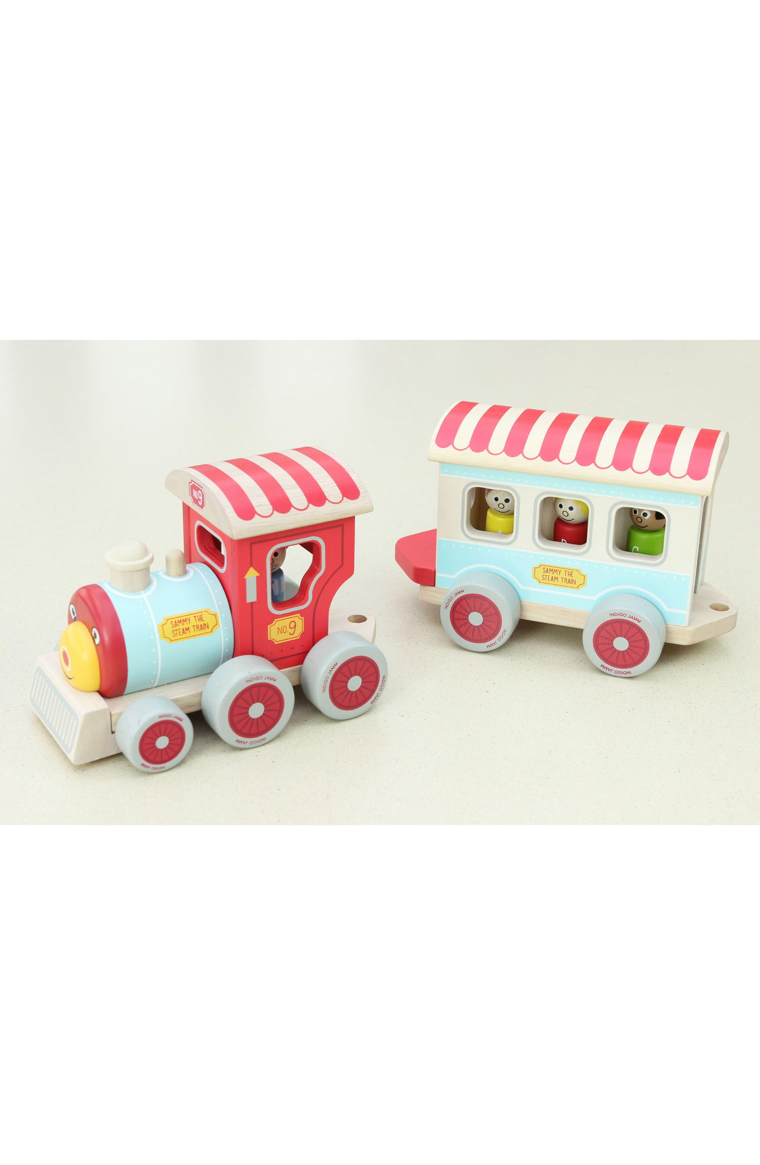 Alternate Image 3  - Indigo Jamm Wooden Train Toy