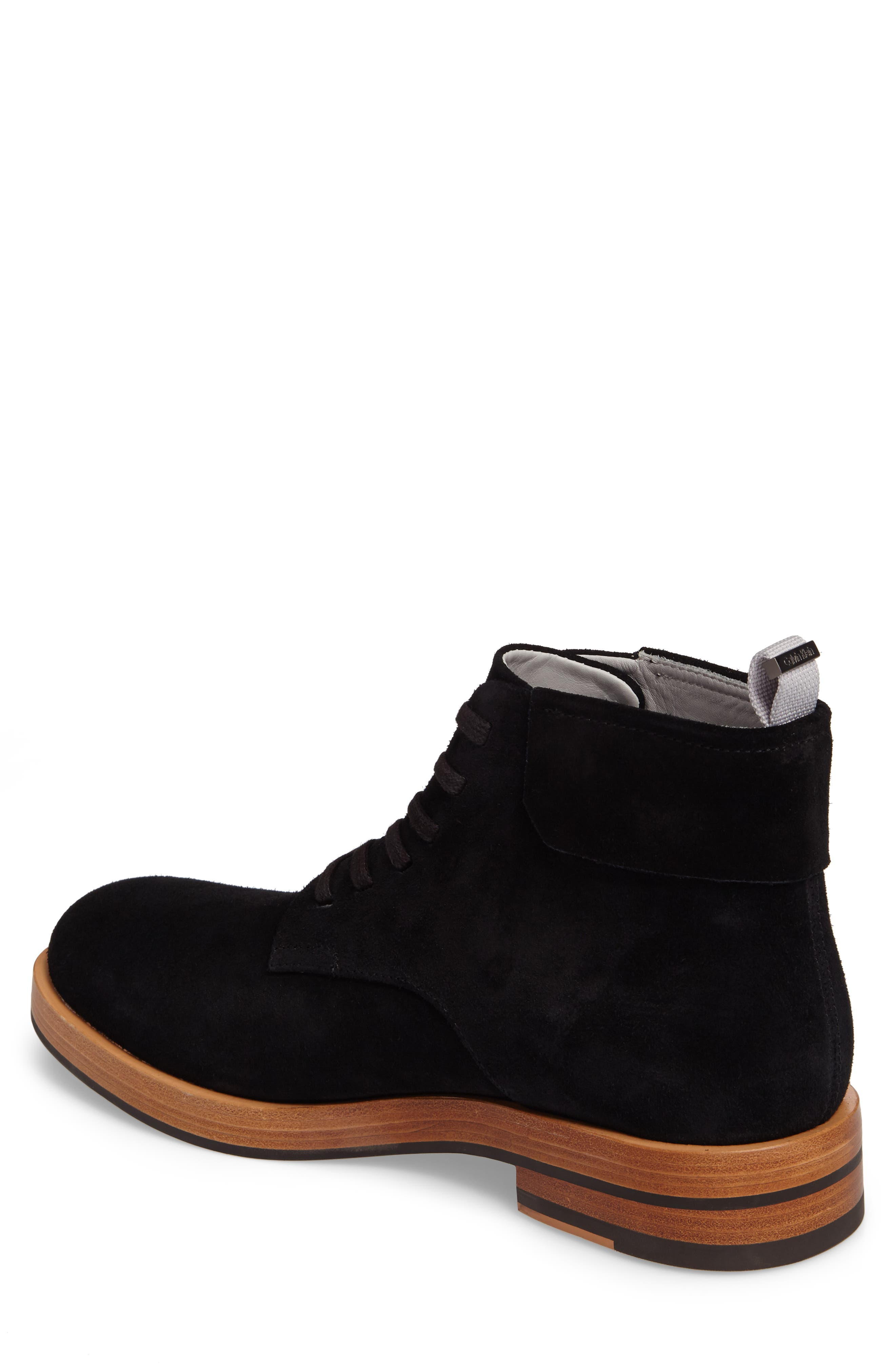 Alternate Image 2  - Calvin Klein Radburn Plain Toe Boot (Men)