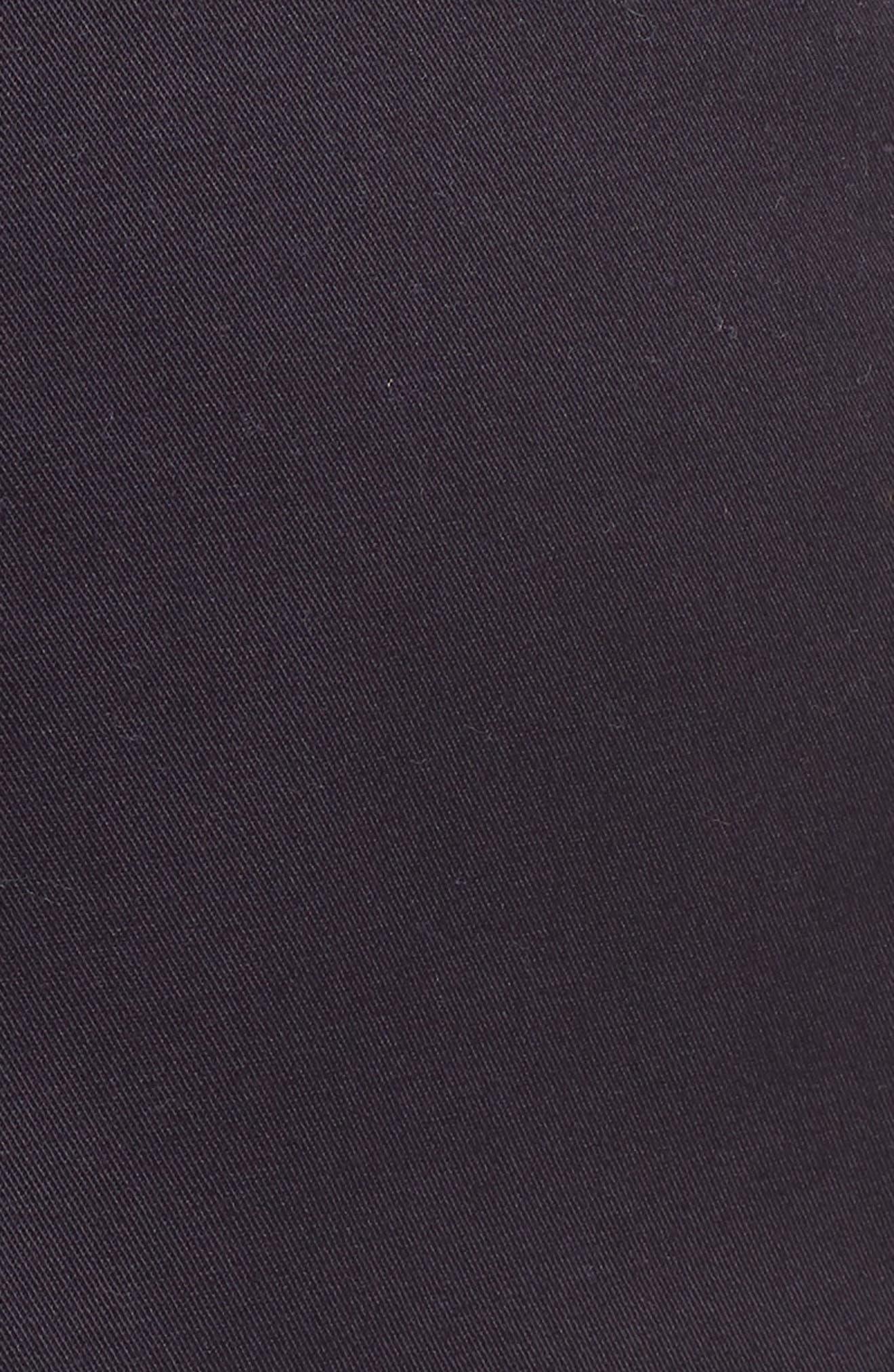 Vodan DC Slim Pants,                             Alternate thumbnail 5, color,                             Dark Naval Blue