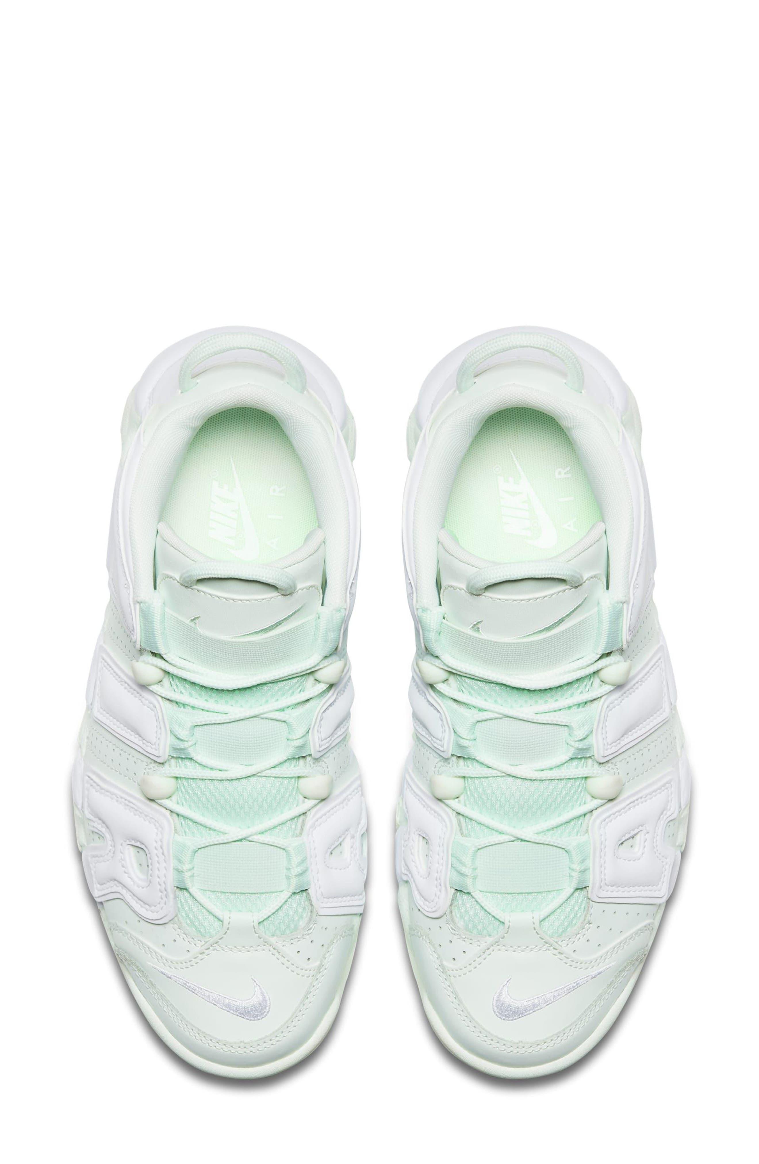 Alternate Image 3  - Nike Air More Uptempo Sneaker (Women)