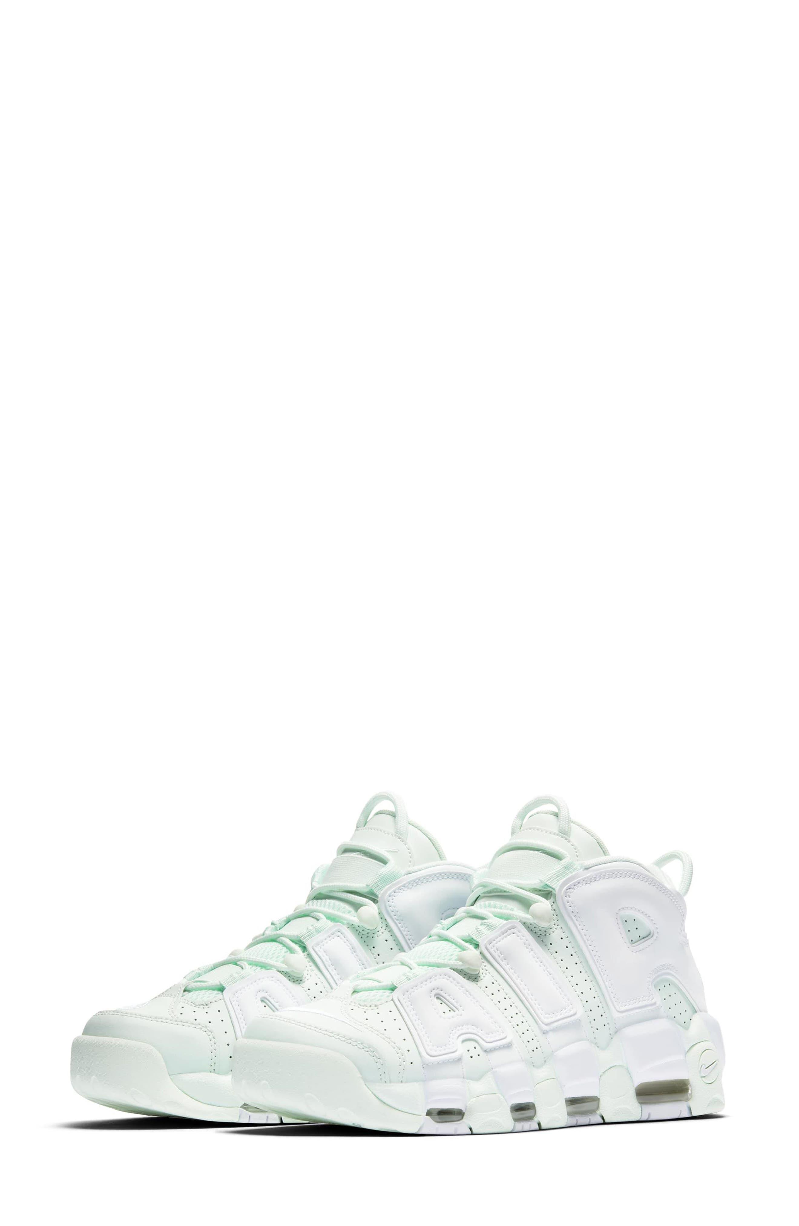 Alternate Image 1 Selected - Nike Air More Uptempo Sneaker (Women)