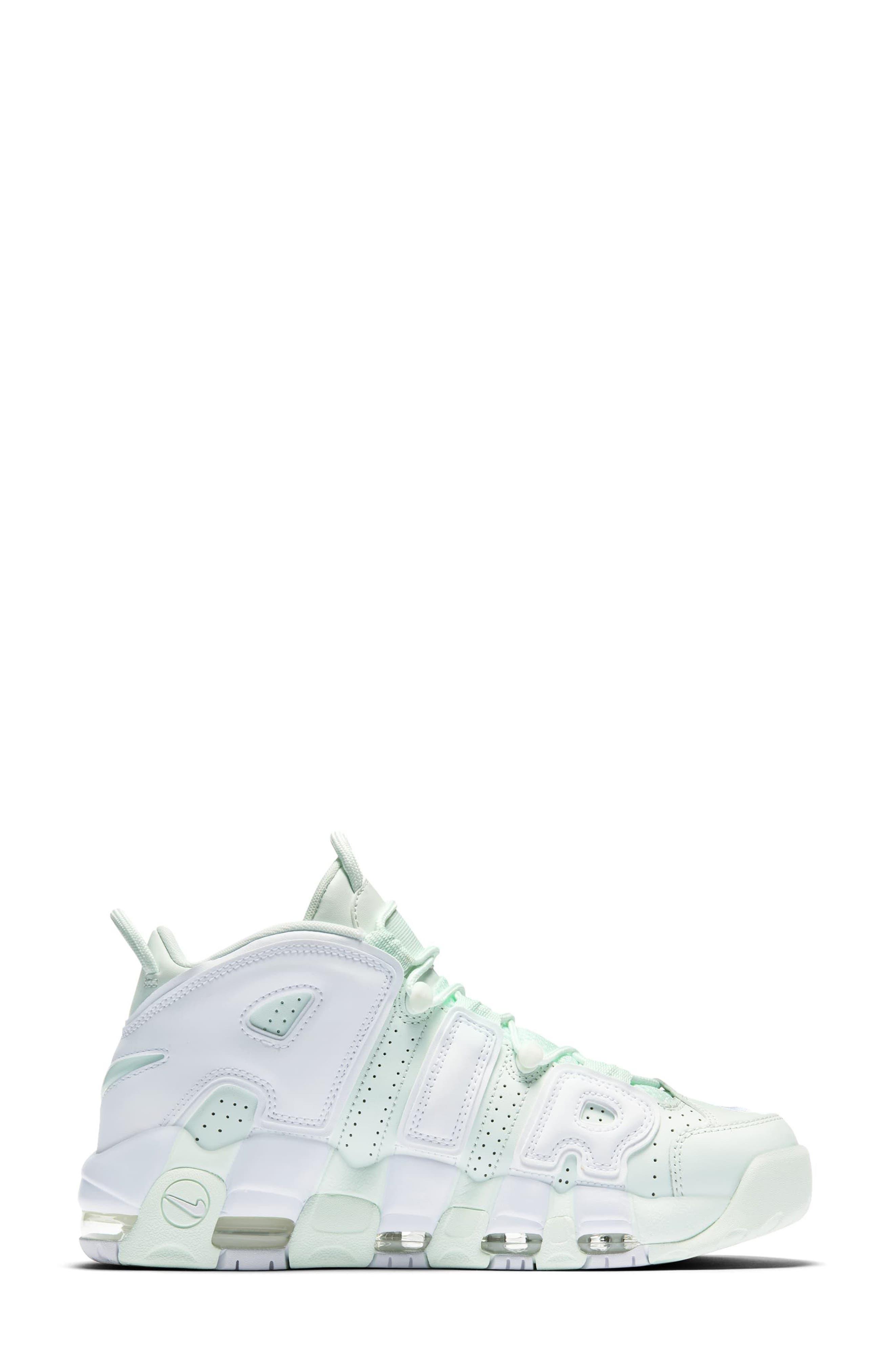 Alternate Image 2  - Nike Air More Uptempo Sneaker (Women)
