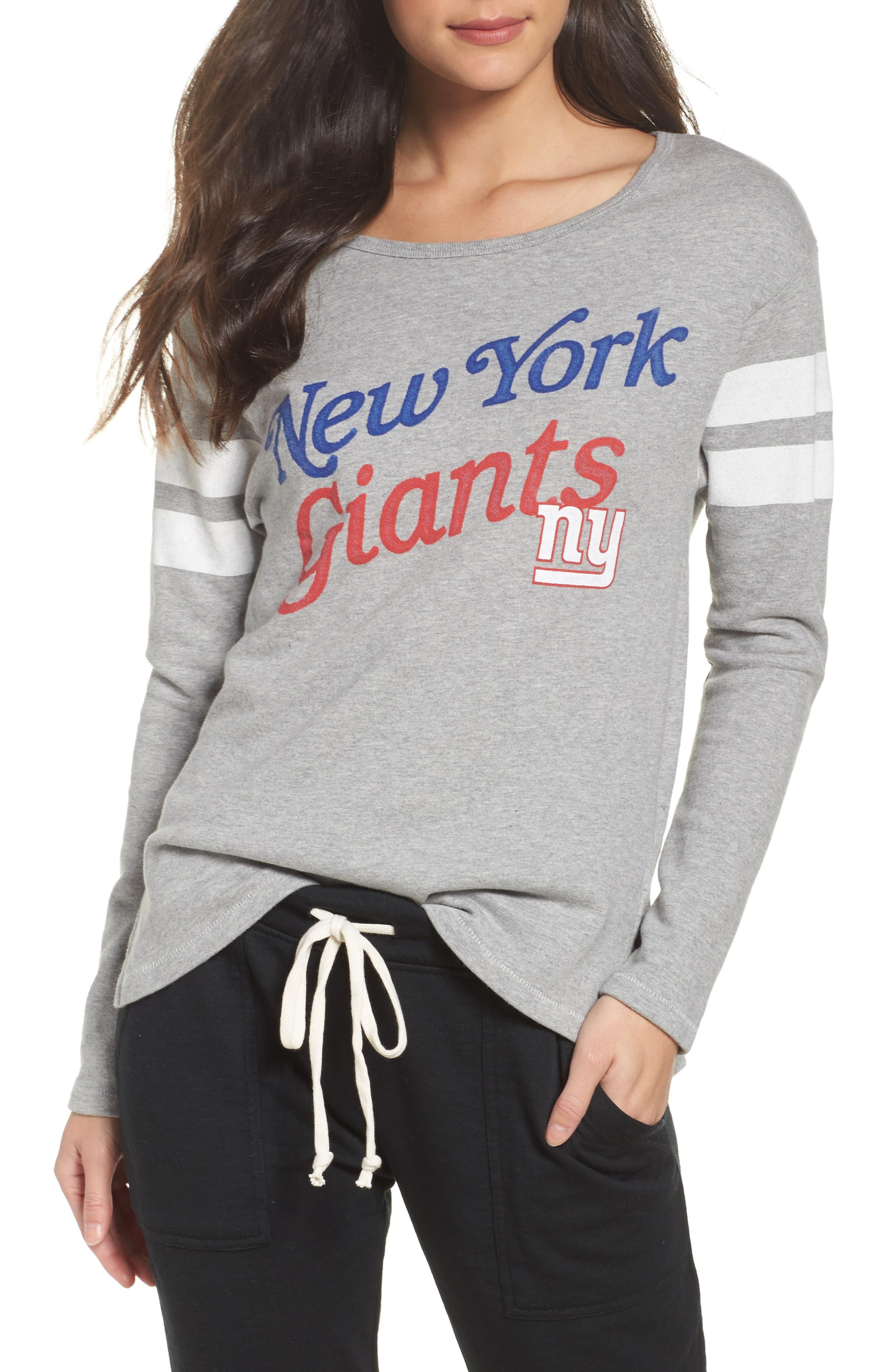 NFL New York Giants Champion Sweatshirt,                             Main thumbnail 1, color,                             Grey