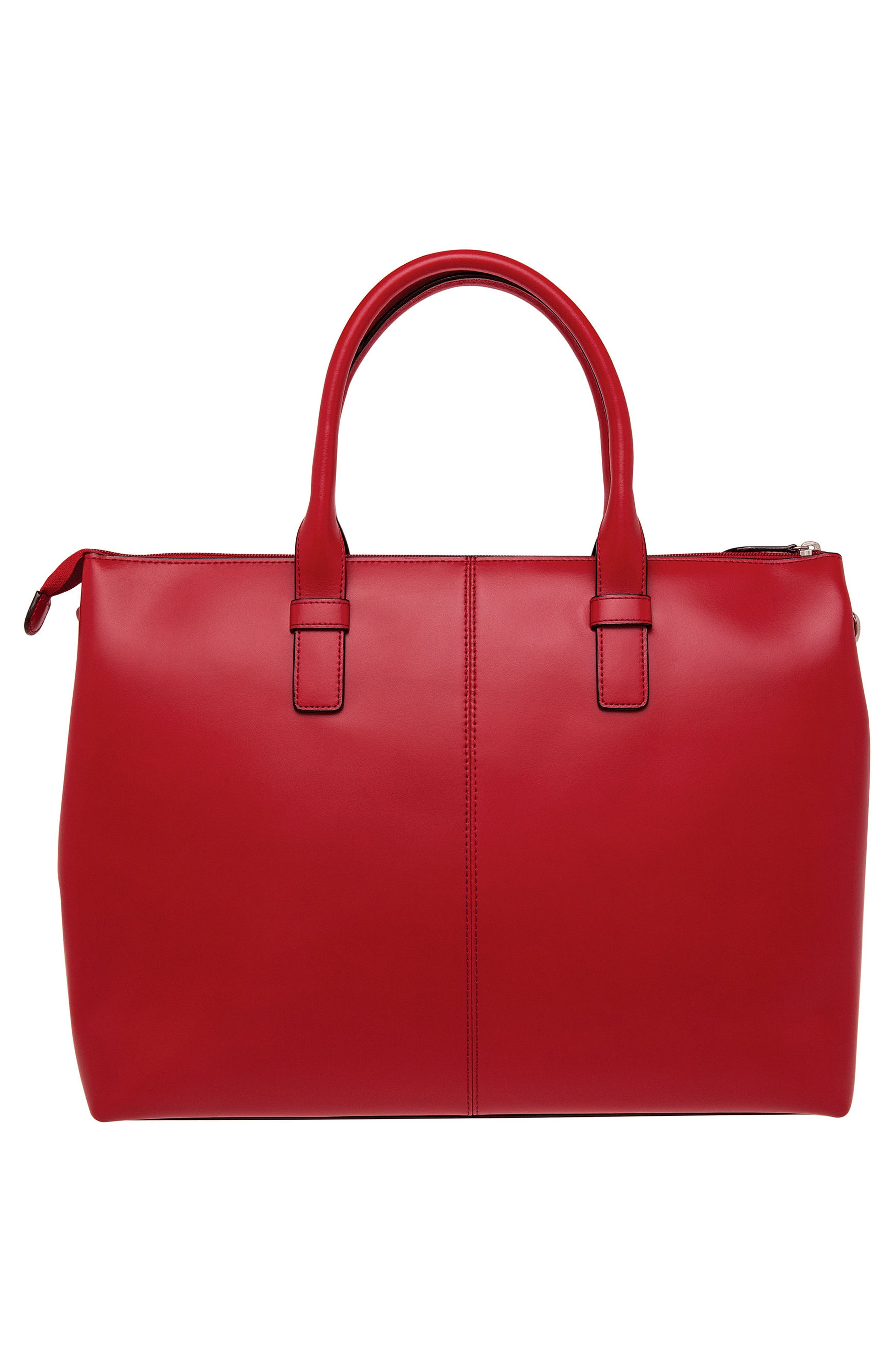 Alternate Image 2  - Lodis Audrey Wilhelmina Leather Work Satchel