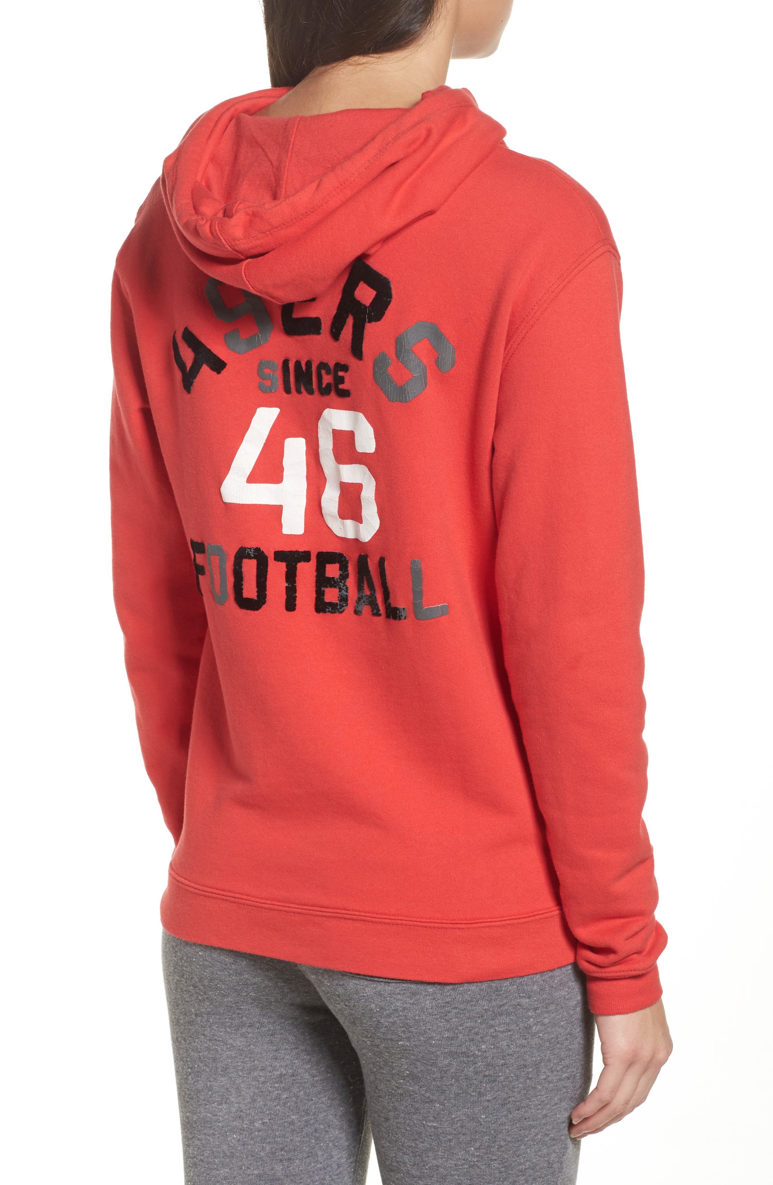 Alternate Image 2  - Junk Food NFL San Francisco 49ers Sunday Hoodie