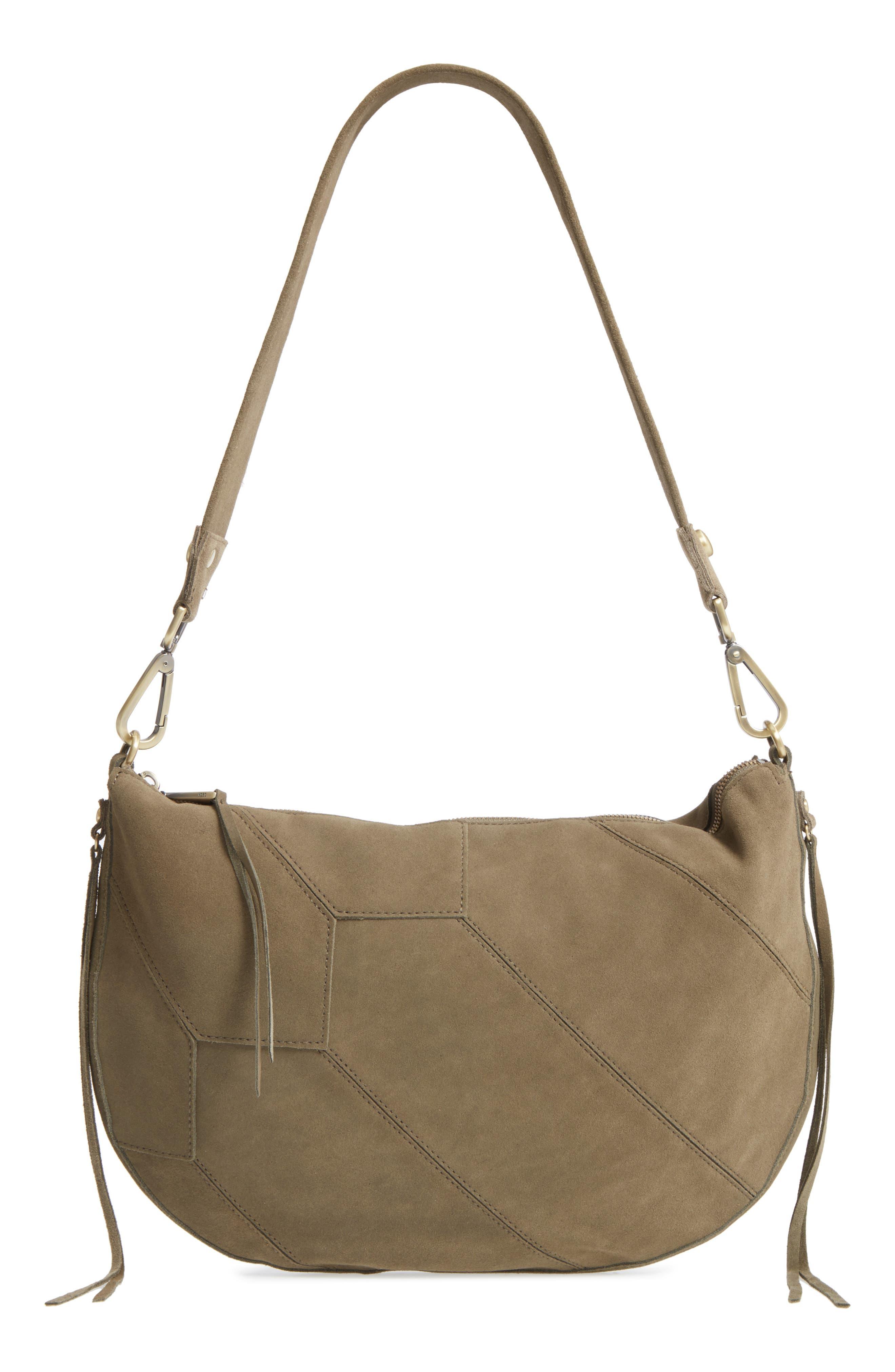Main Image - Hobo Cisco Leather Hobo Bag