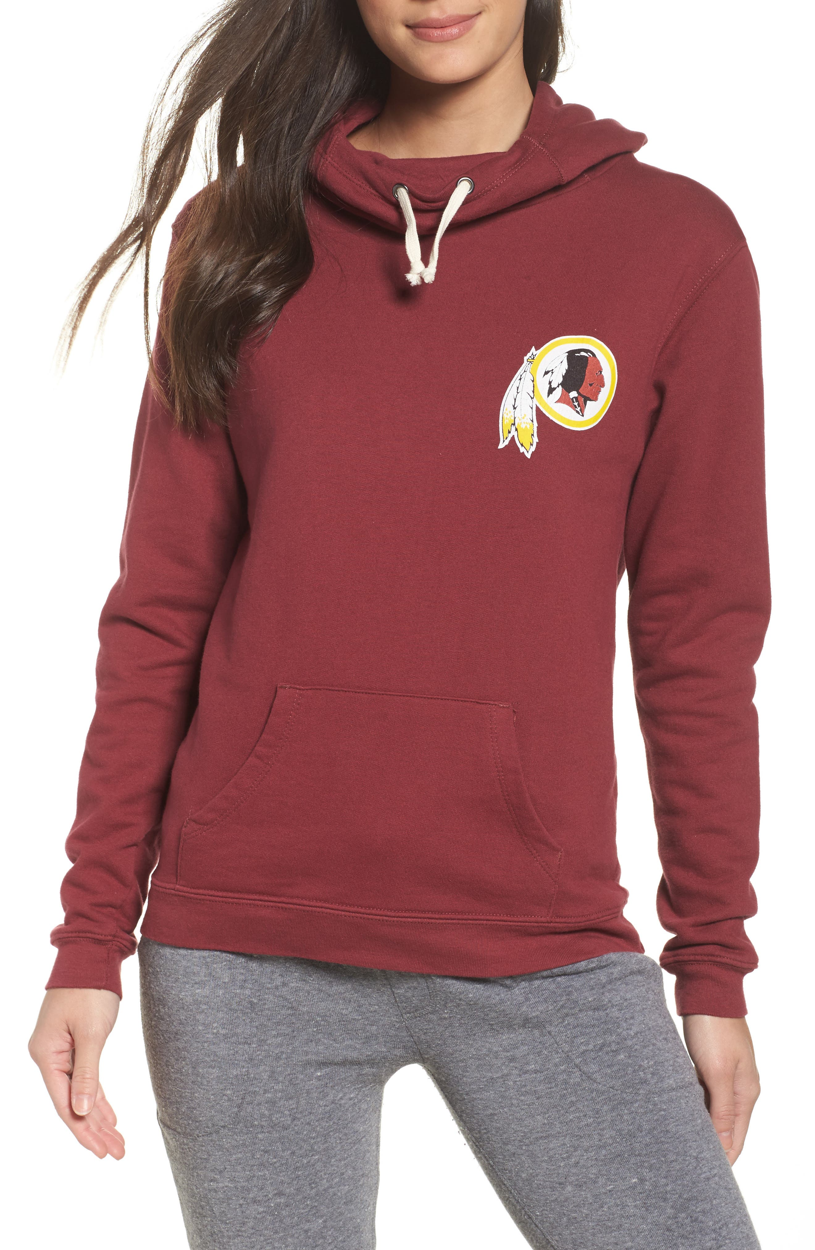 Junk Food NFL Washington DC Sunday Hoodie
