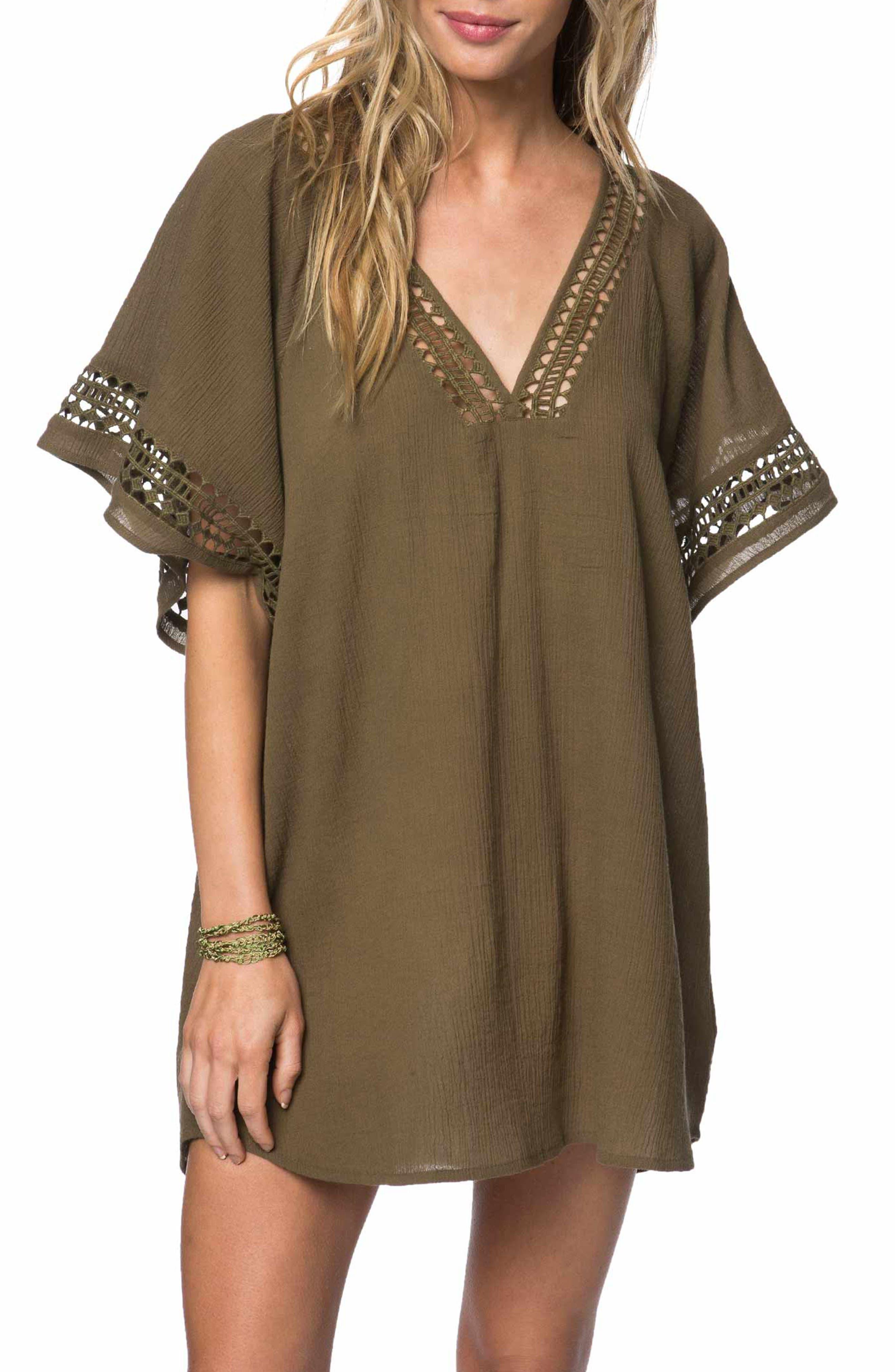 Main Image - O'Neill Celeste Cover-Up Dress