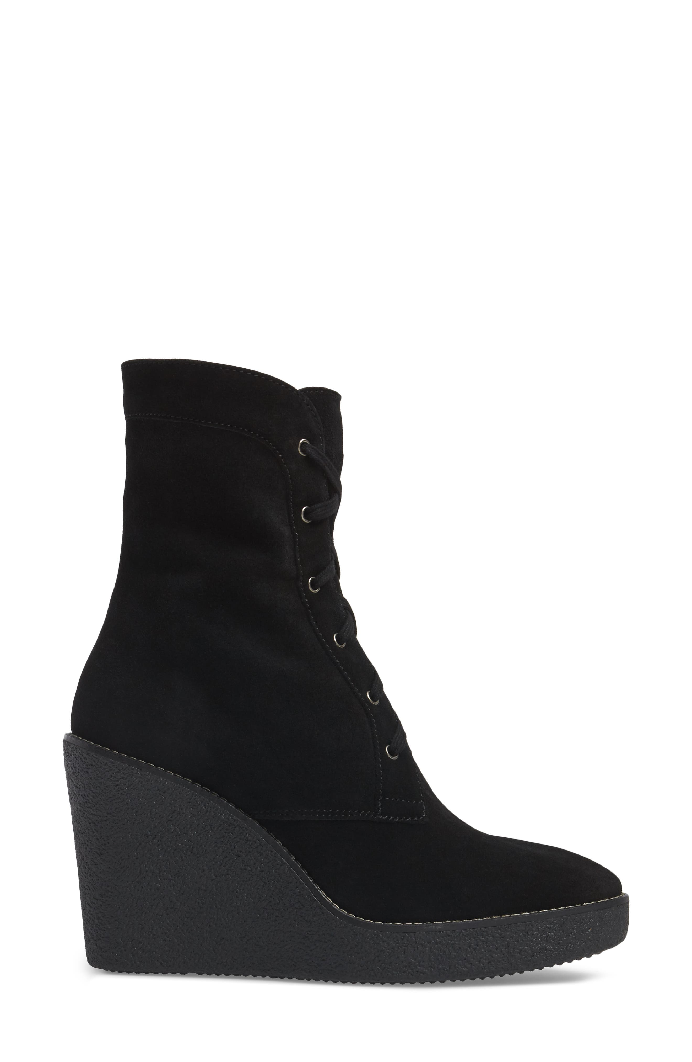 Alternate Image 3  - Aquatalia Viviann Weatherproof Wedge Boot (Women)