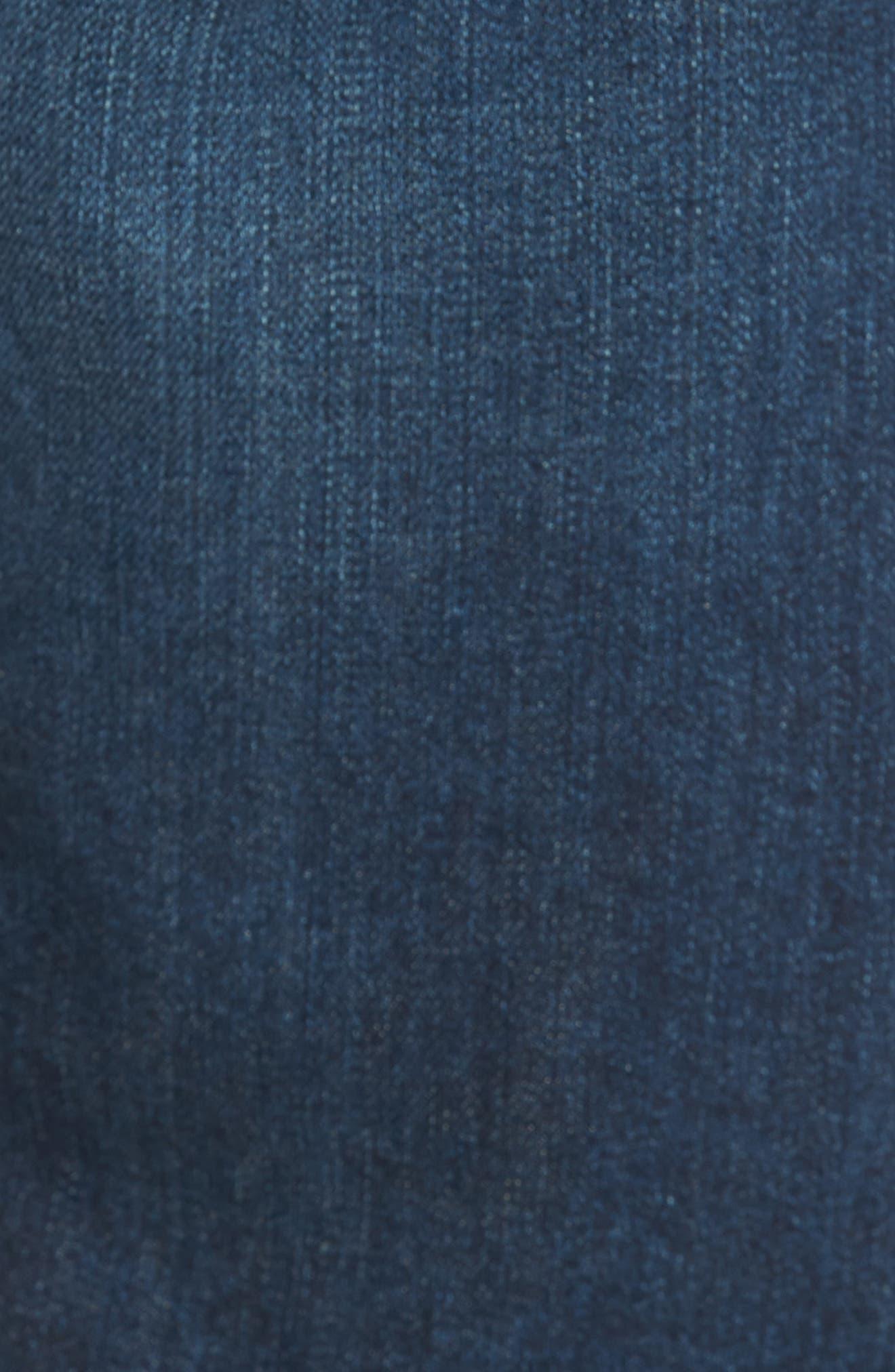 Blake Slim Fit Jeans,                             Alternate thumbnail 5, color,                             Regret
