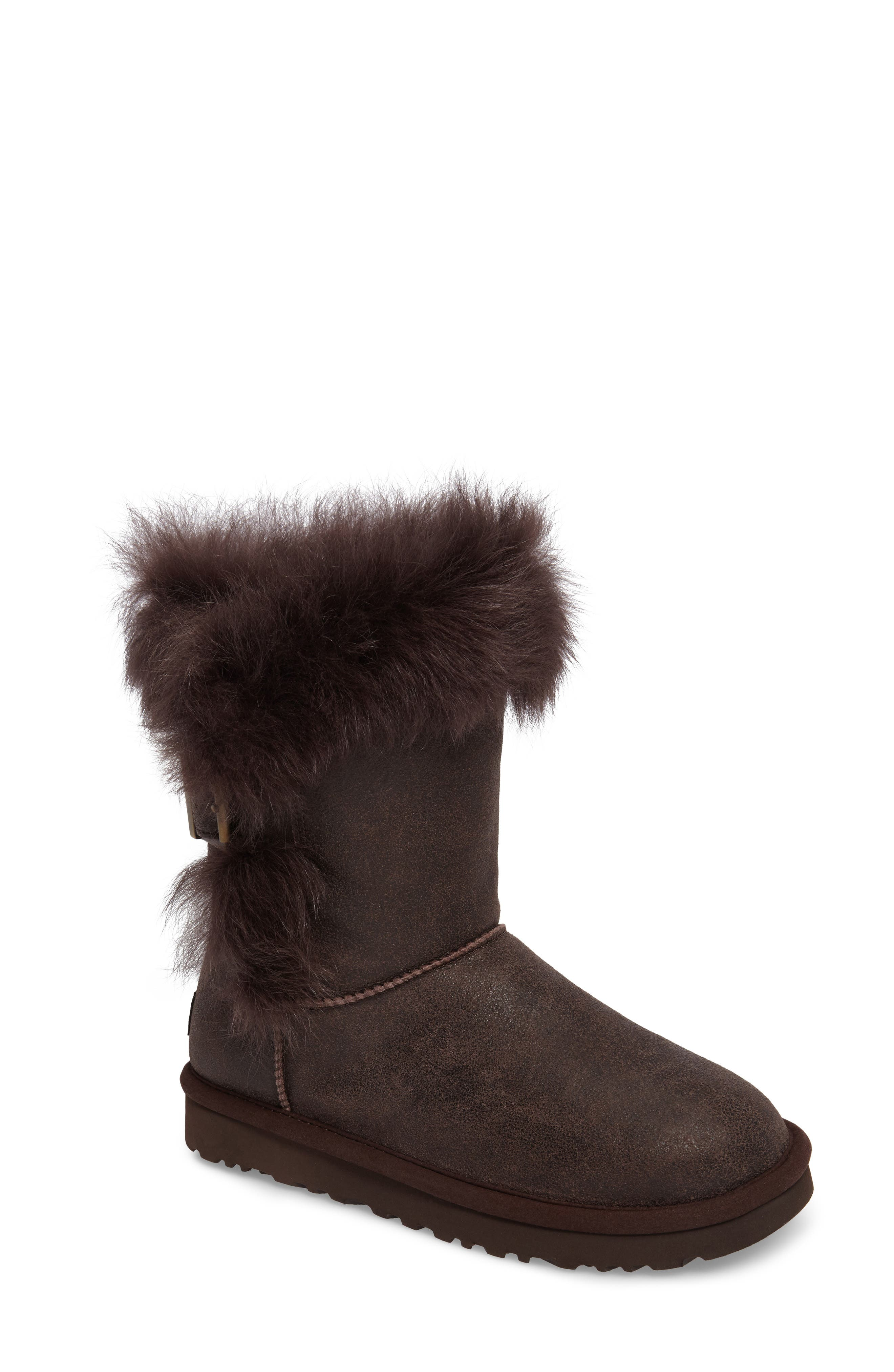 Deena Boot,                         Main,                         color, Stout Suede