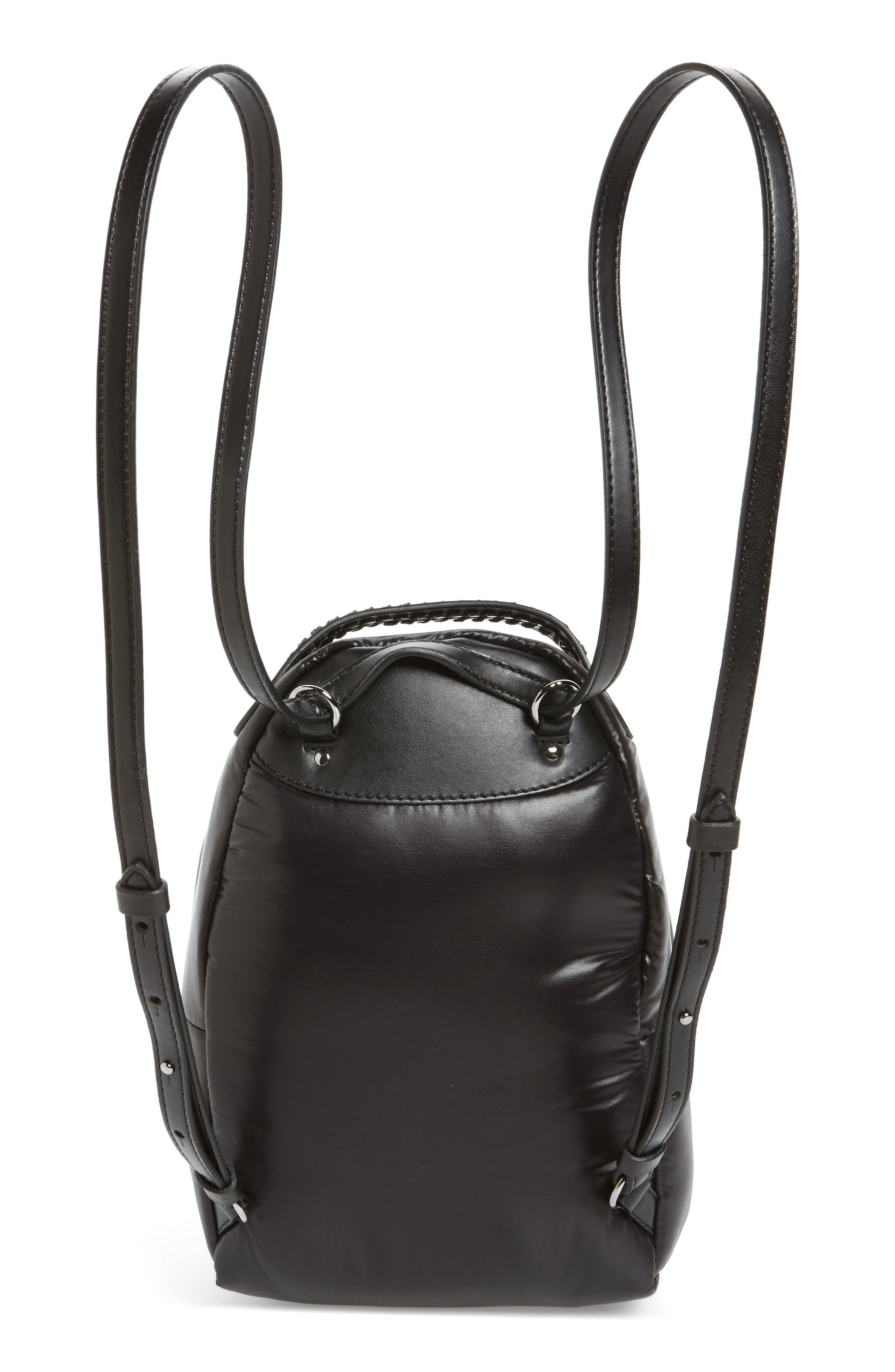 Alternate Image 3  - Stella McCartney Mini Falabella Go Star Backpack