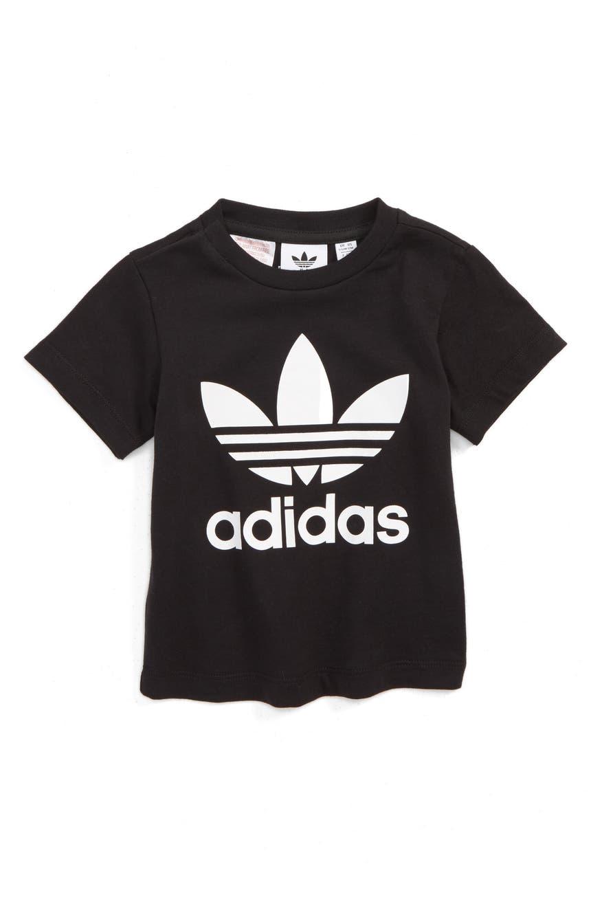 Adidas Originals Trefoil Logo Tee Baby