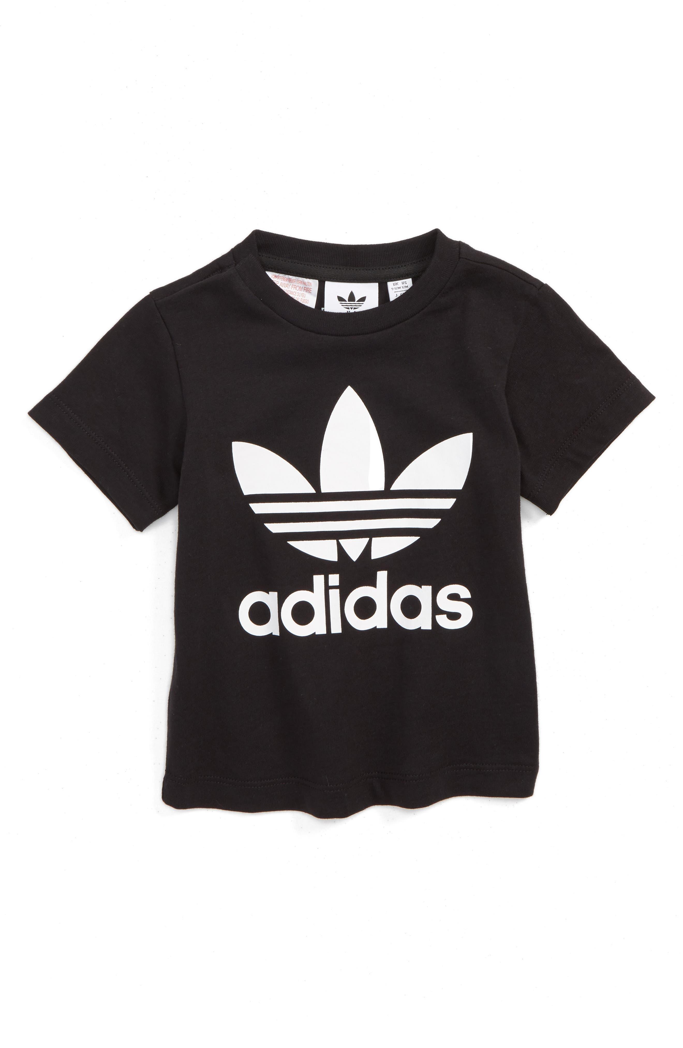adidas Originals Trefoil Logo Tee (Baby)
