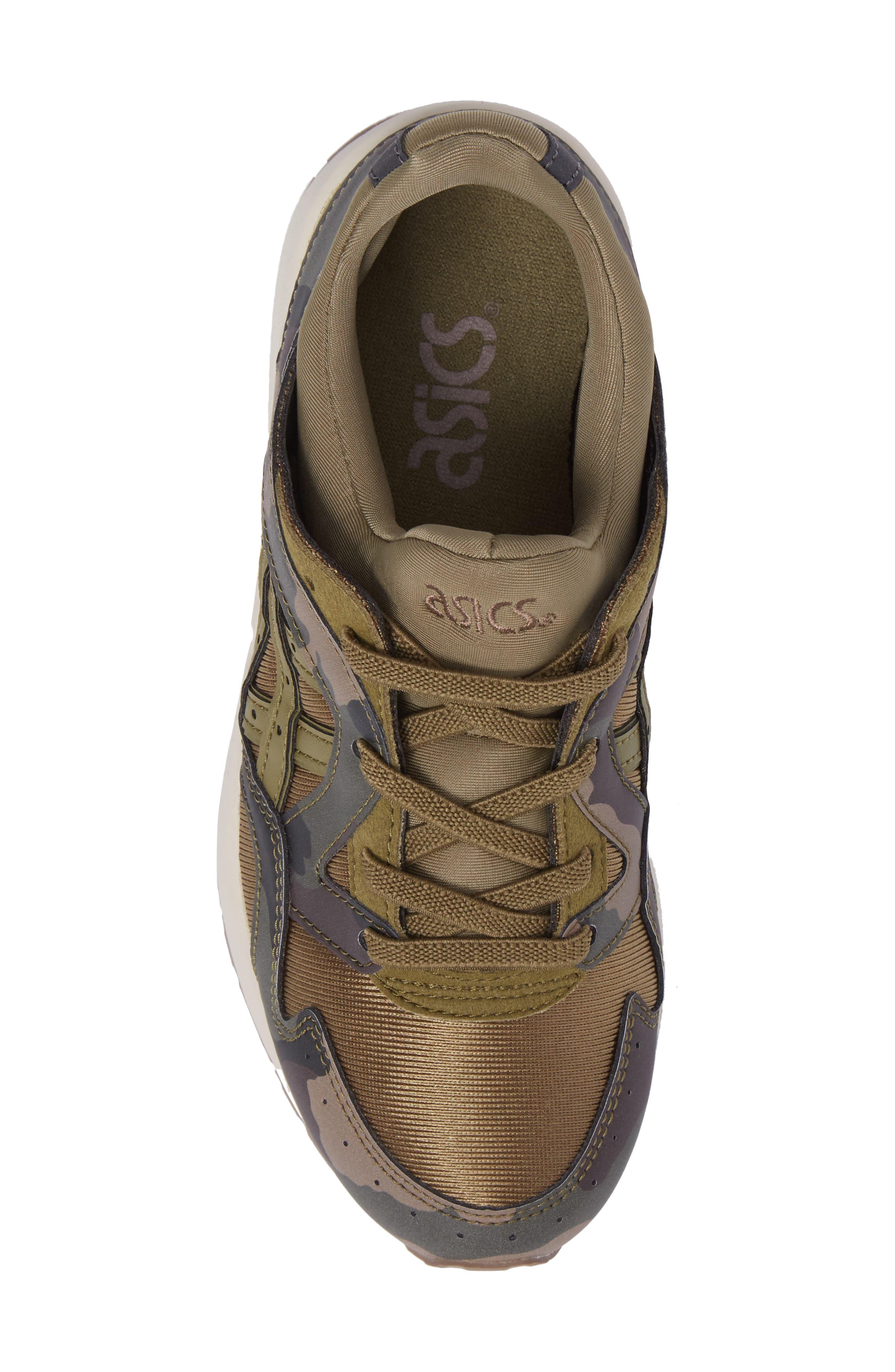Alternate Image 5  - ASICS® GEL-LYTE® V PS Sneaker (Toddler & Little Kid)