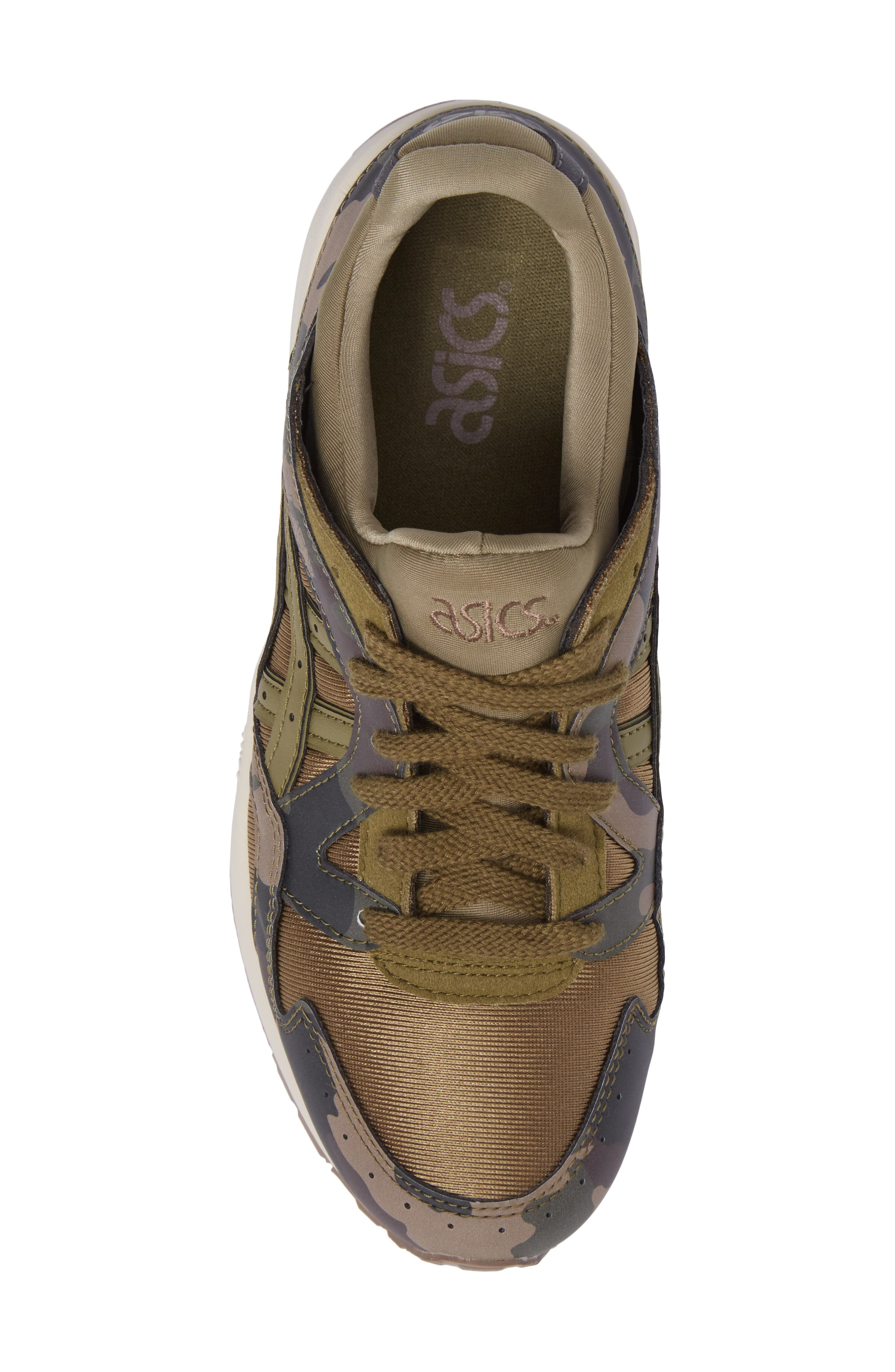 GEL-LYTE<sup>®</sup> V GS Sneaker,                             Alternate thumbnail 5, color,                             Martini Olive/ Martini Olive