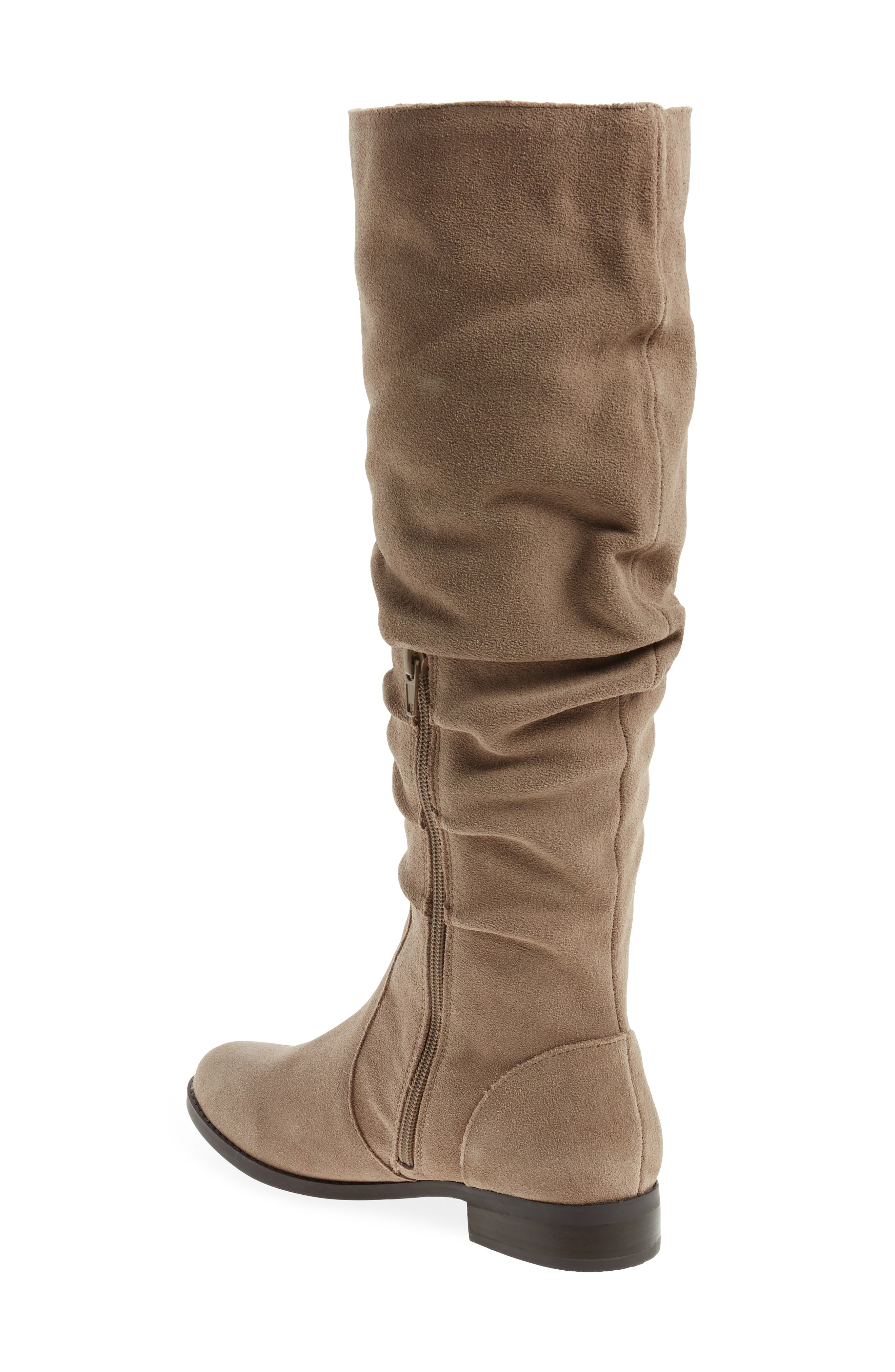 Alternate Image 2  - Steve Maddon Beacon Slouchy Knee-High Boot (Women) (Wide Calf)