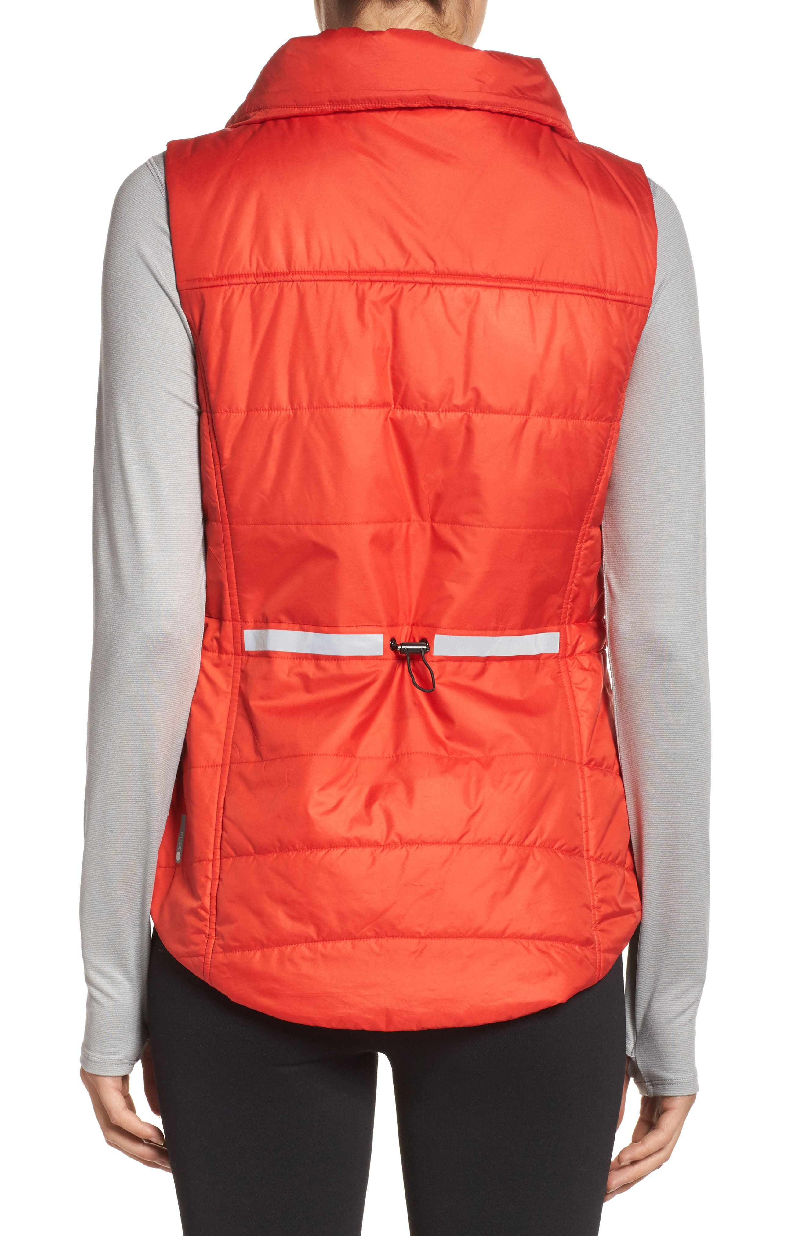 Alternate Image 2  - Zella Dynamic PrimaLoft® Vest