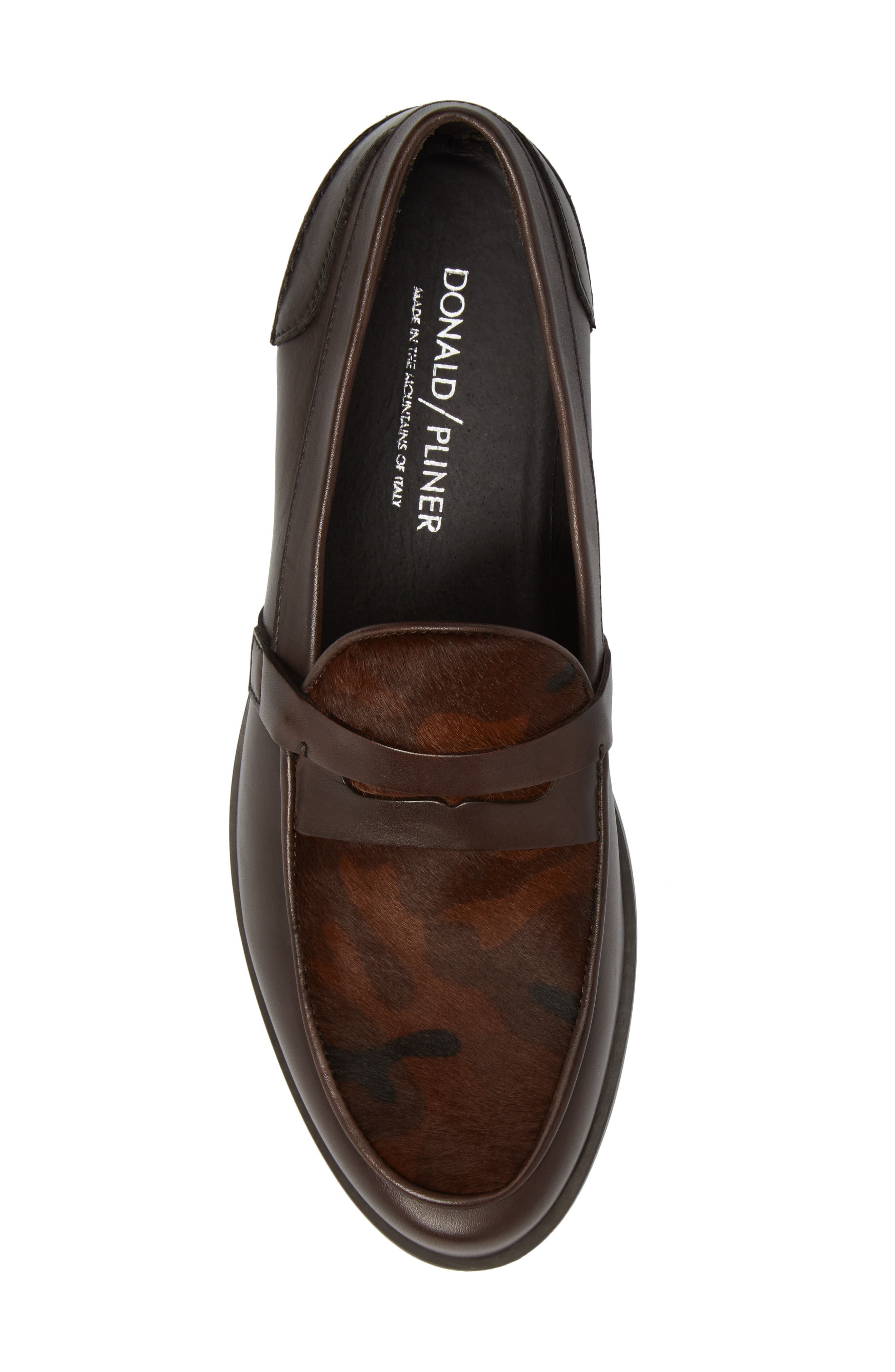 Alternate Image 5  - Donald J Pliner Sawyer Penny Loafer (Men)