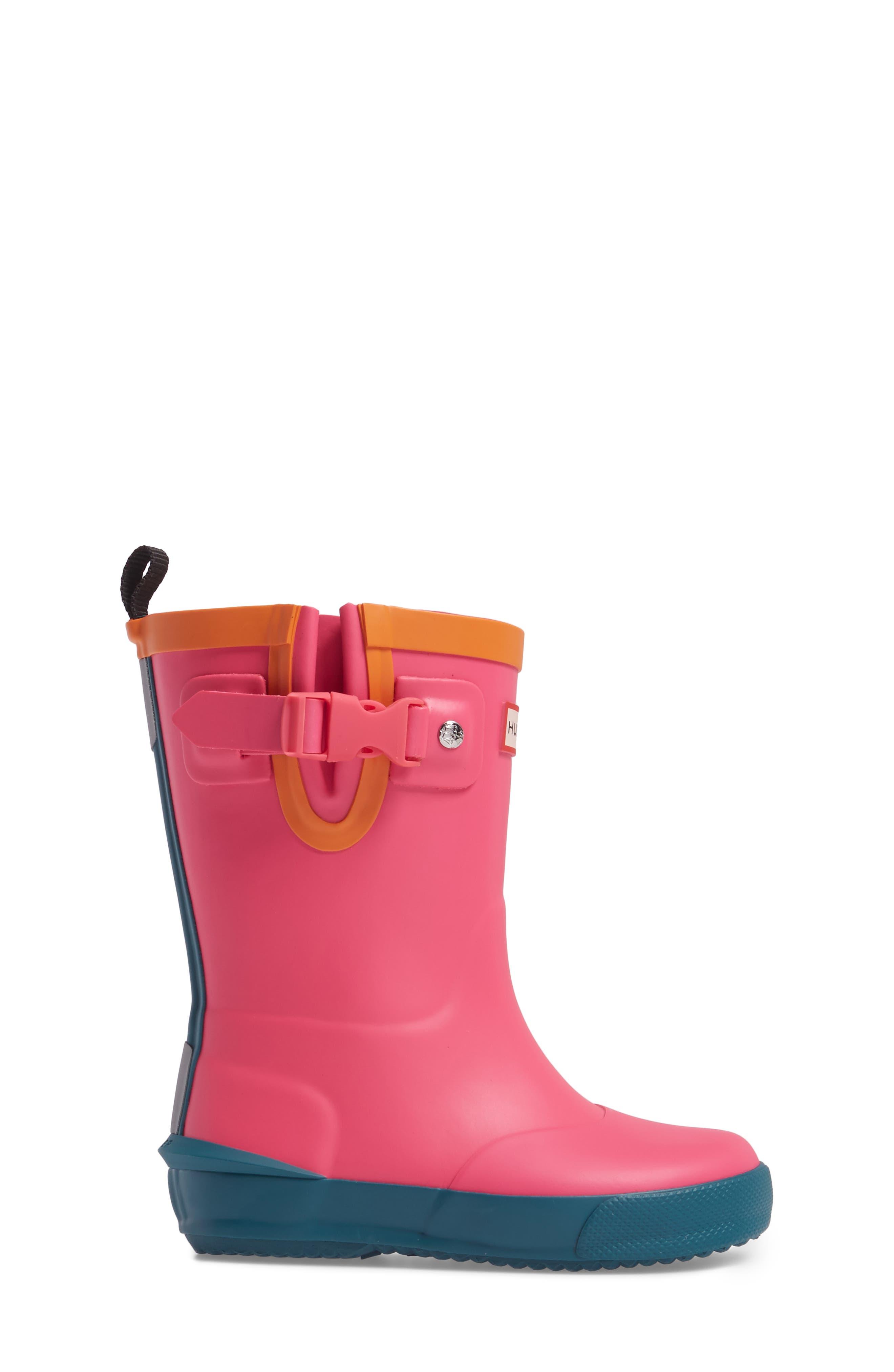 Alternate Image 3  - Hunter 'Davison' Rain Boot (Toddler)