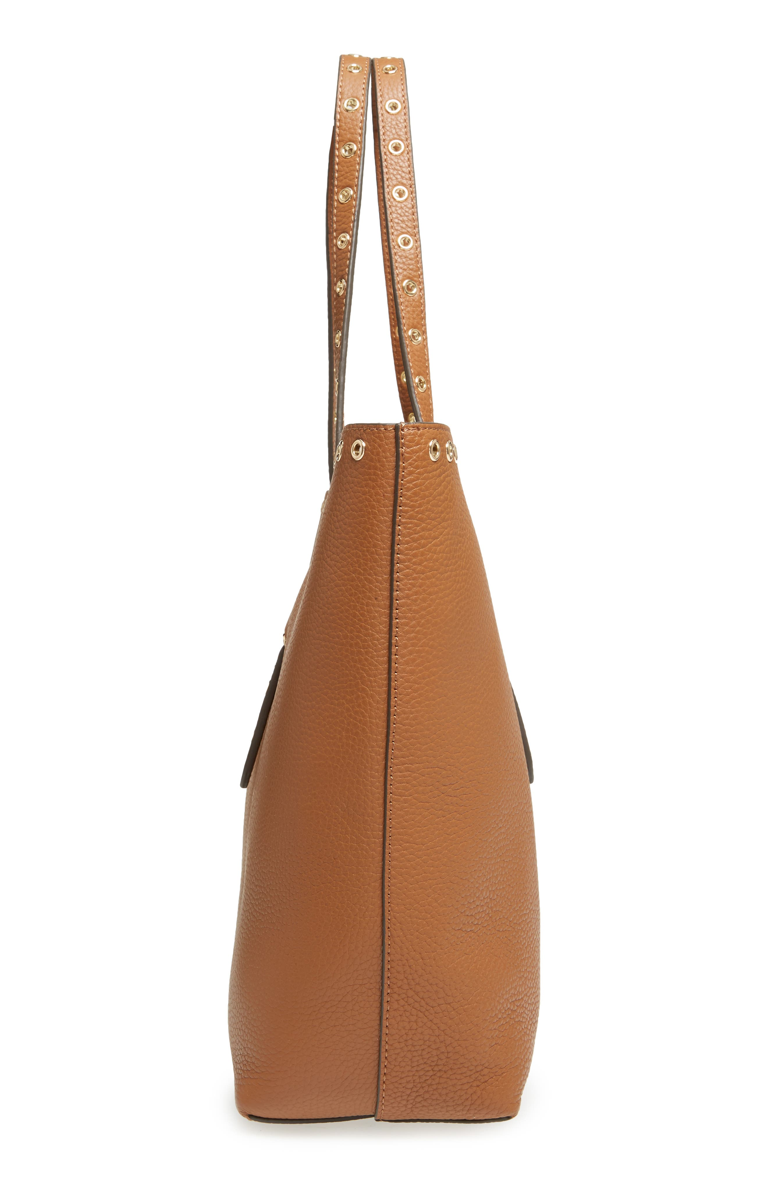 Alternate Image 4  - Vince Camuto Areli Leather Tote